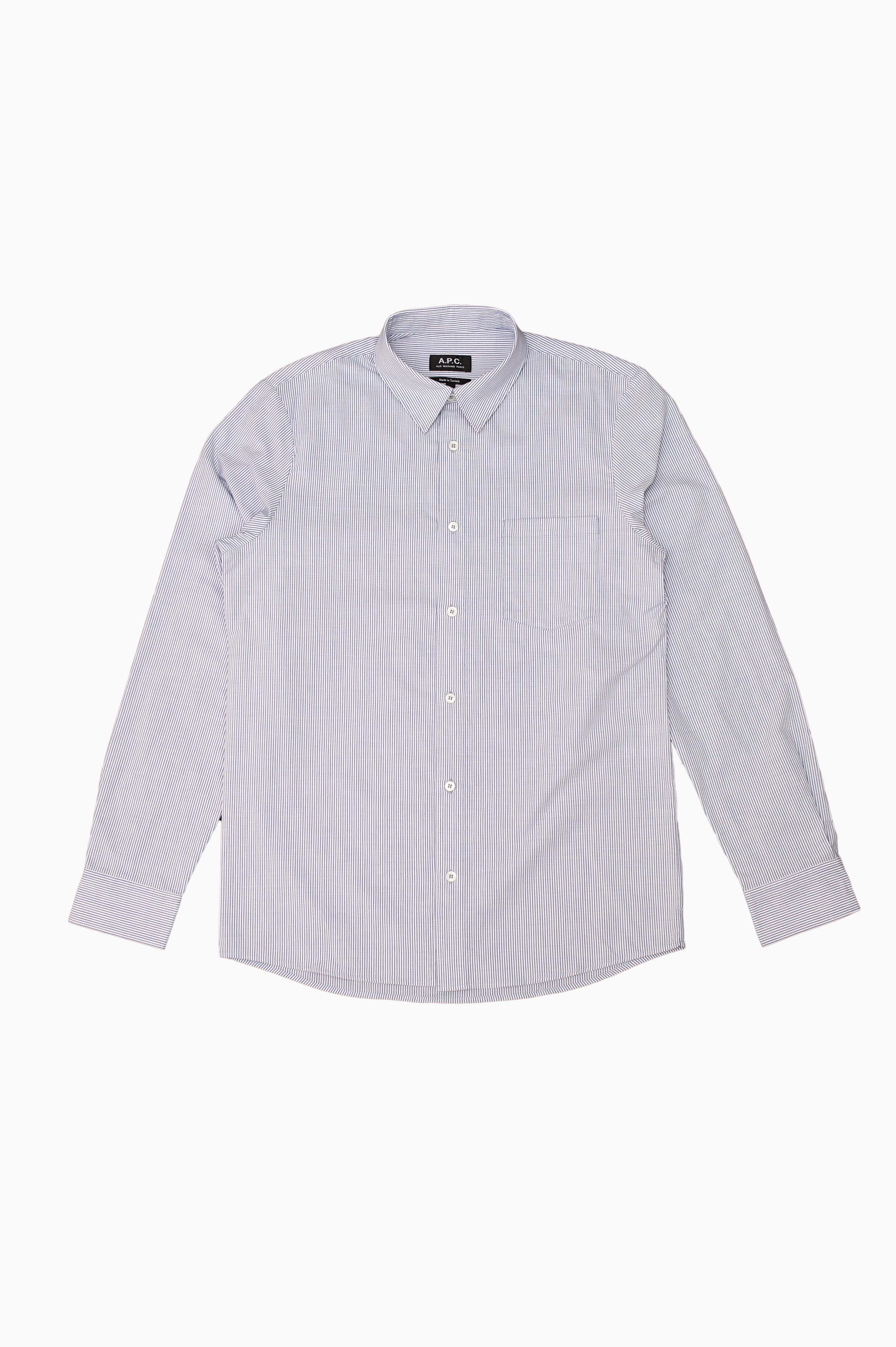 Barthélemy Shirt White