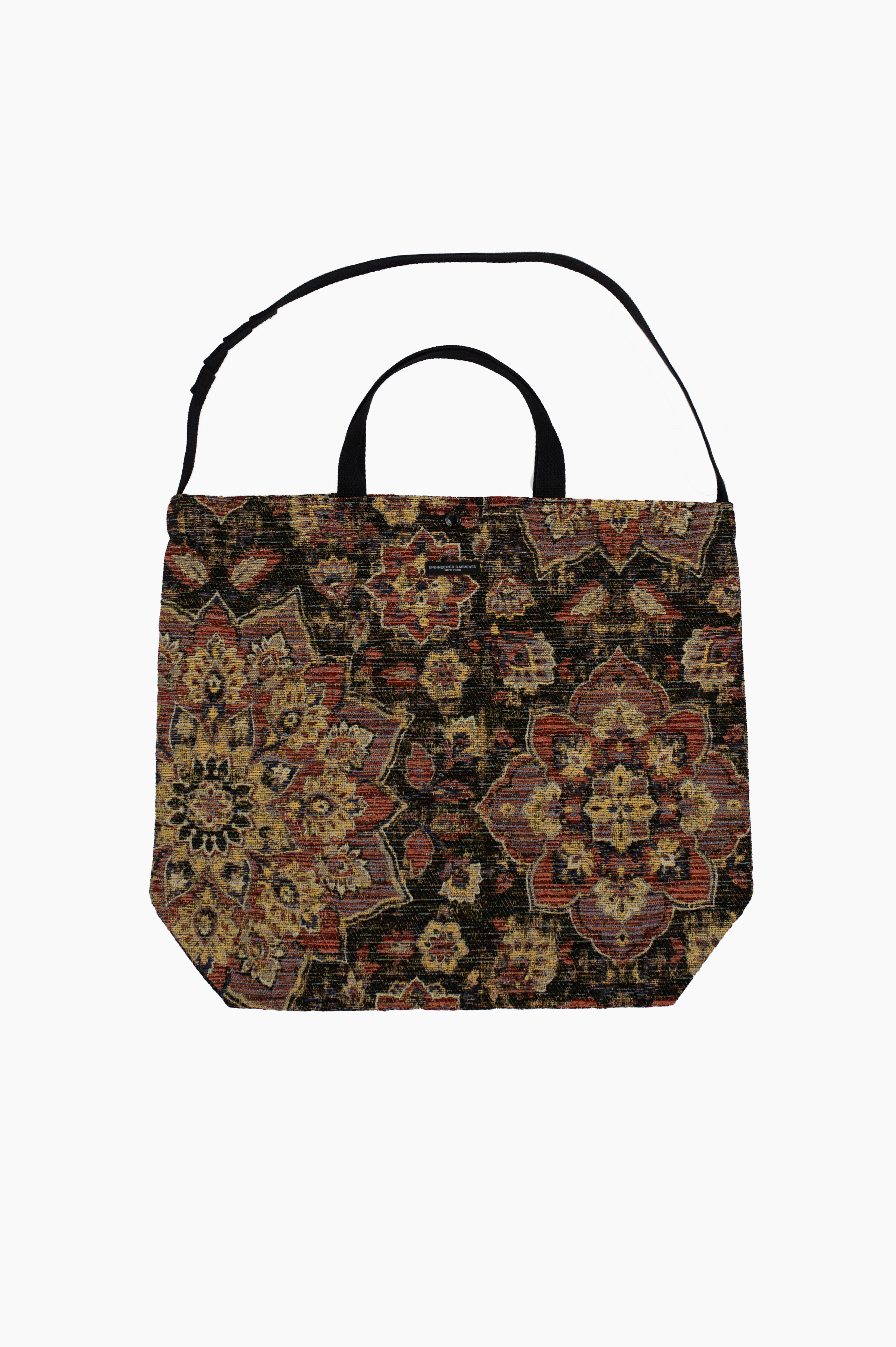 Carry All Tote Floral