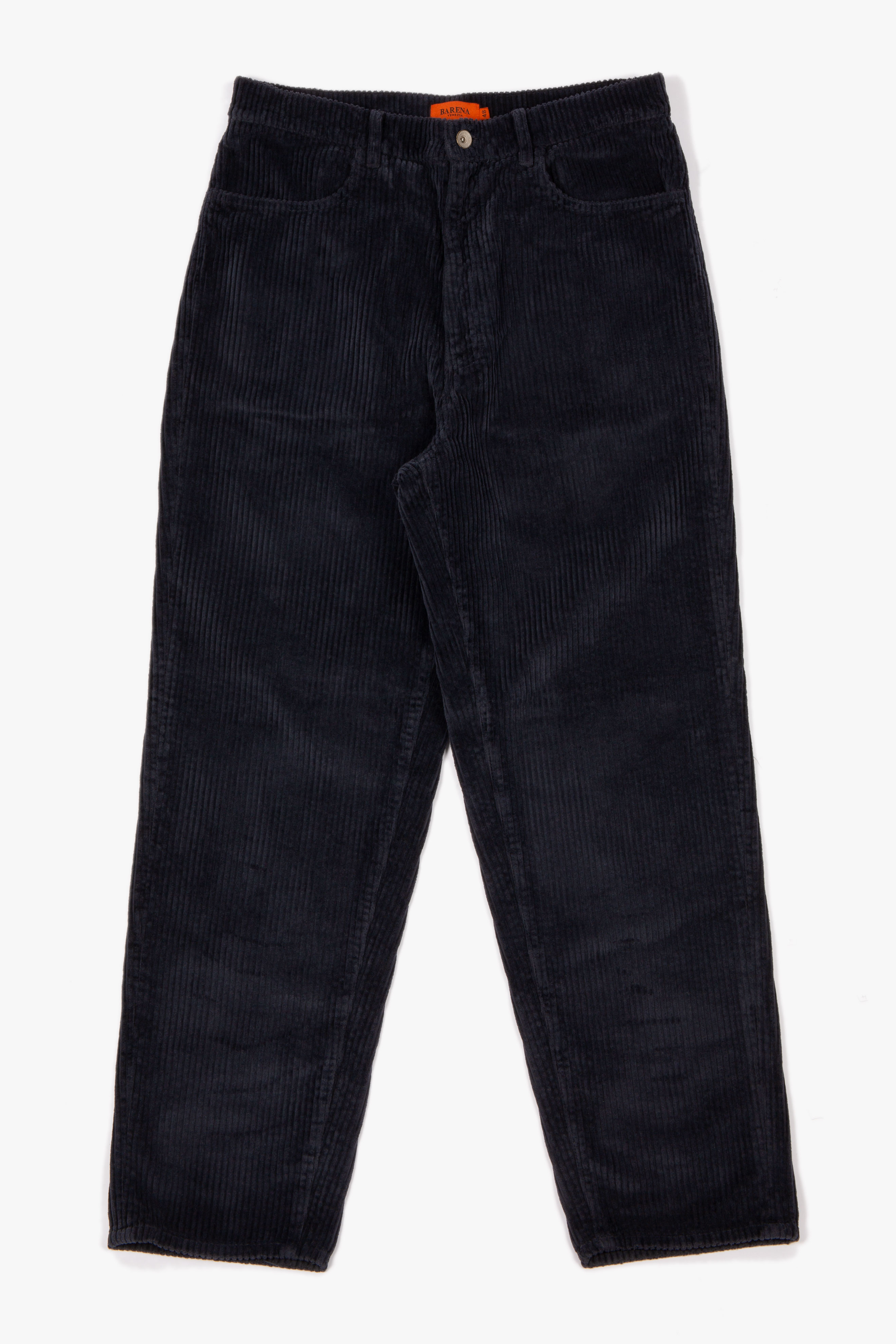 Mezorio Corduroy Trousers Navy