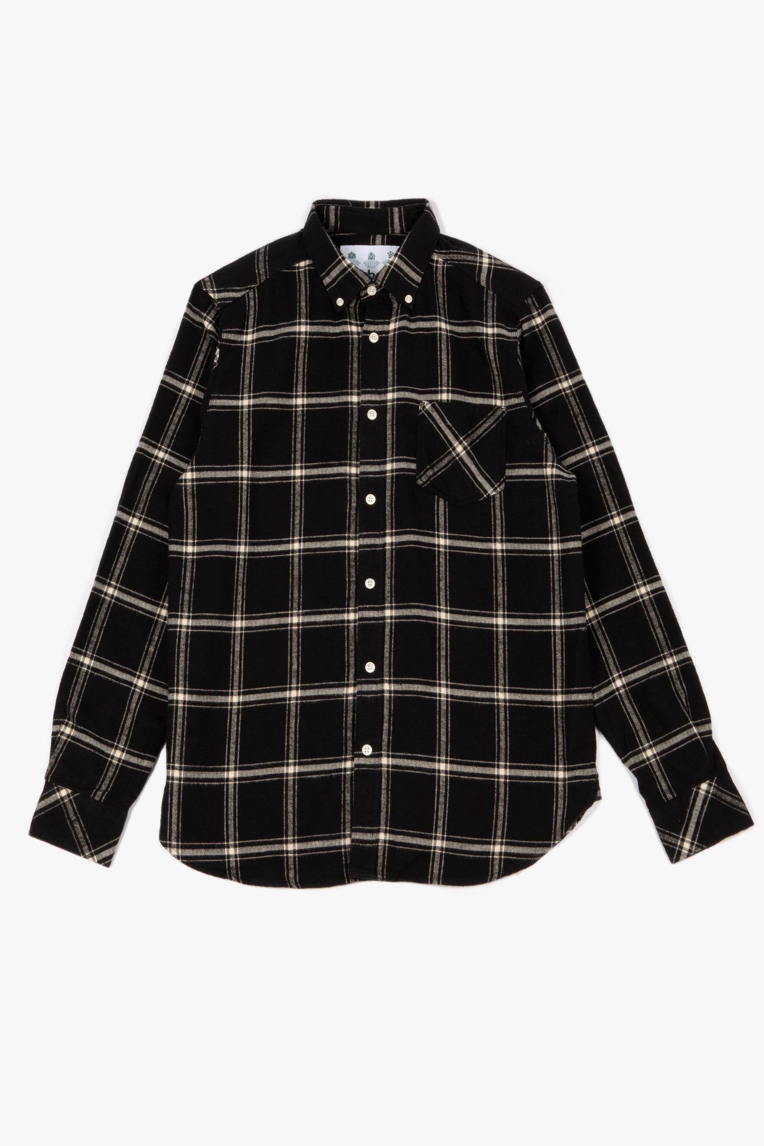 Raven Shirt Black