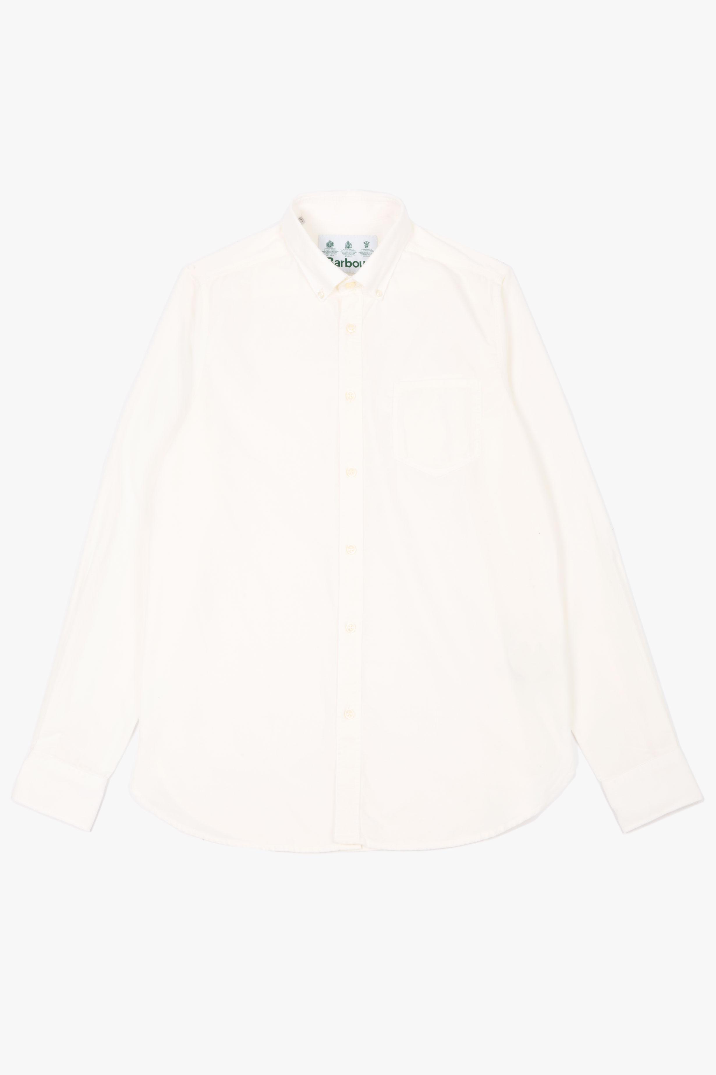 Tradetown Shirt White