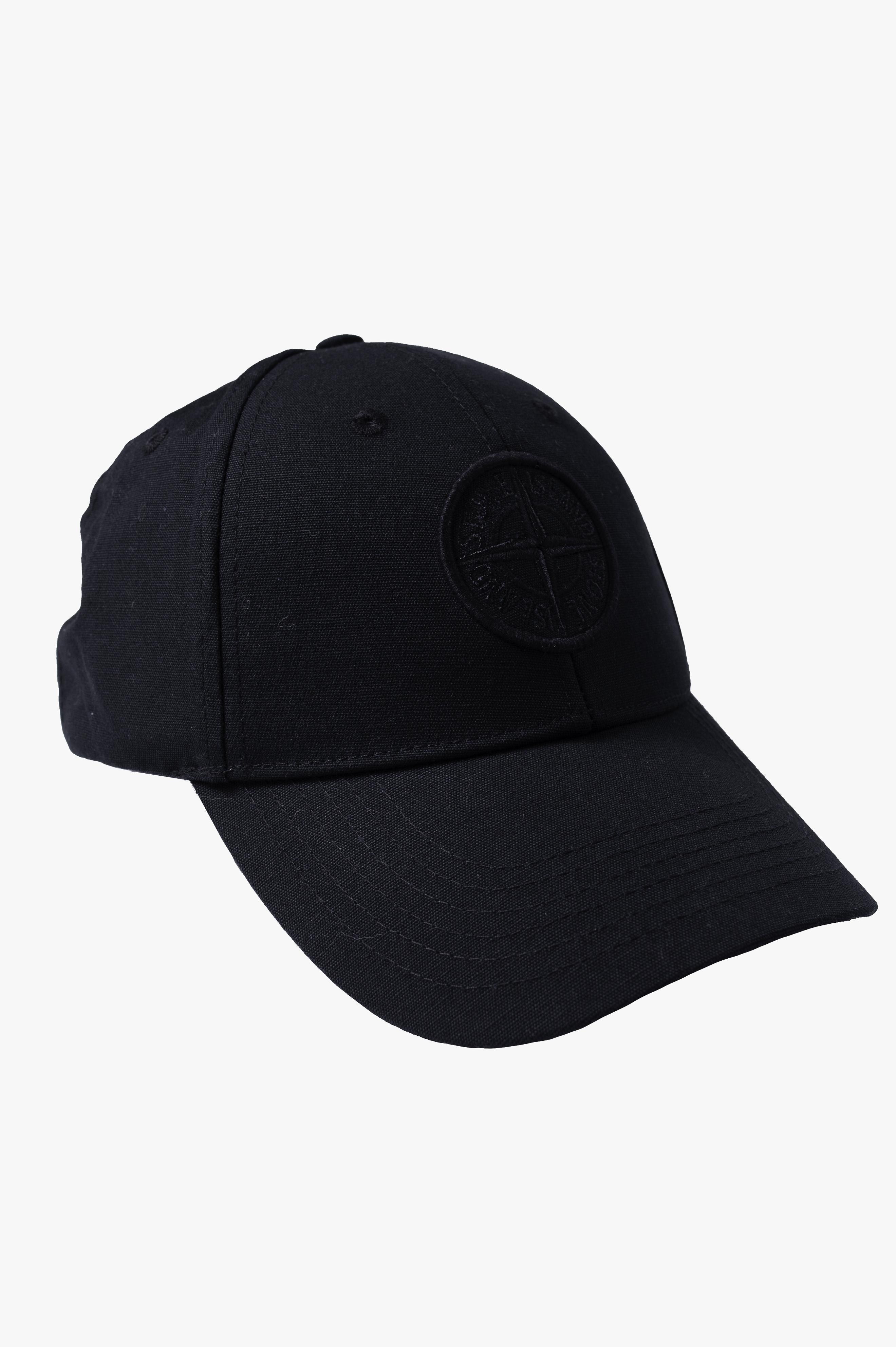 Logo Cap Black