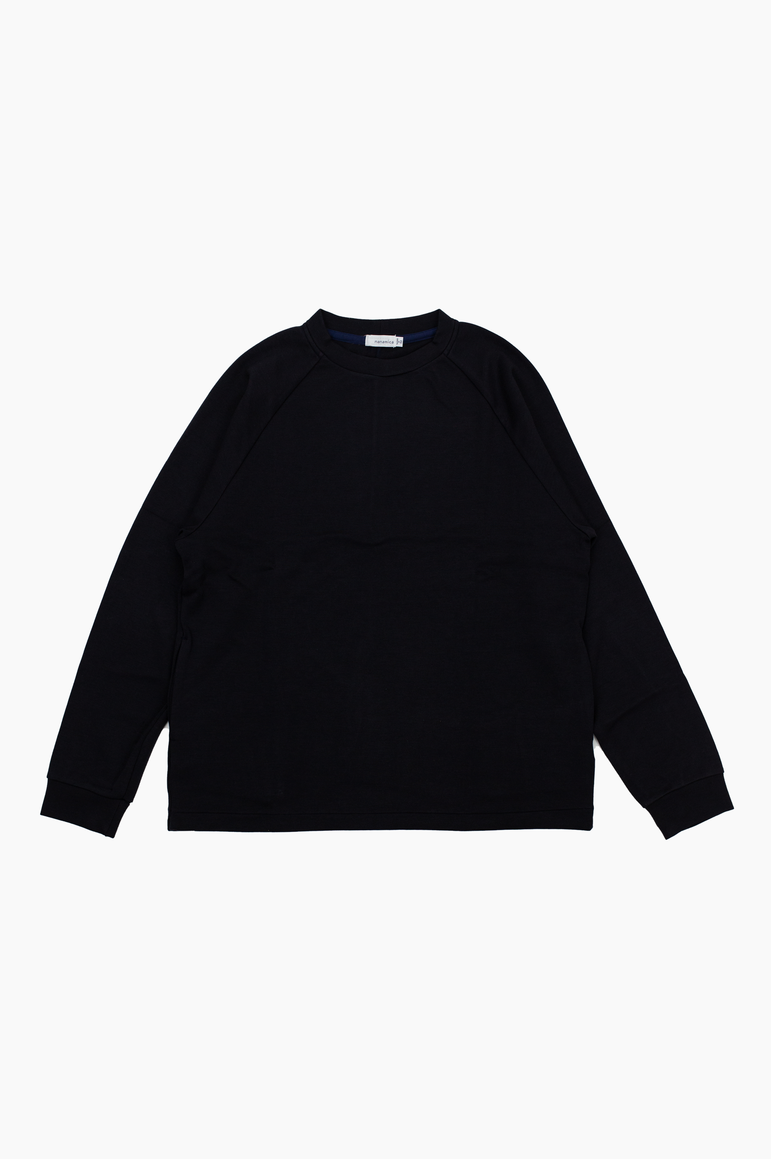 Crew Neck Lightweight Sweat Navy