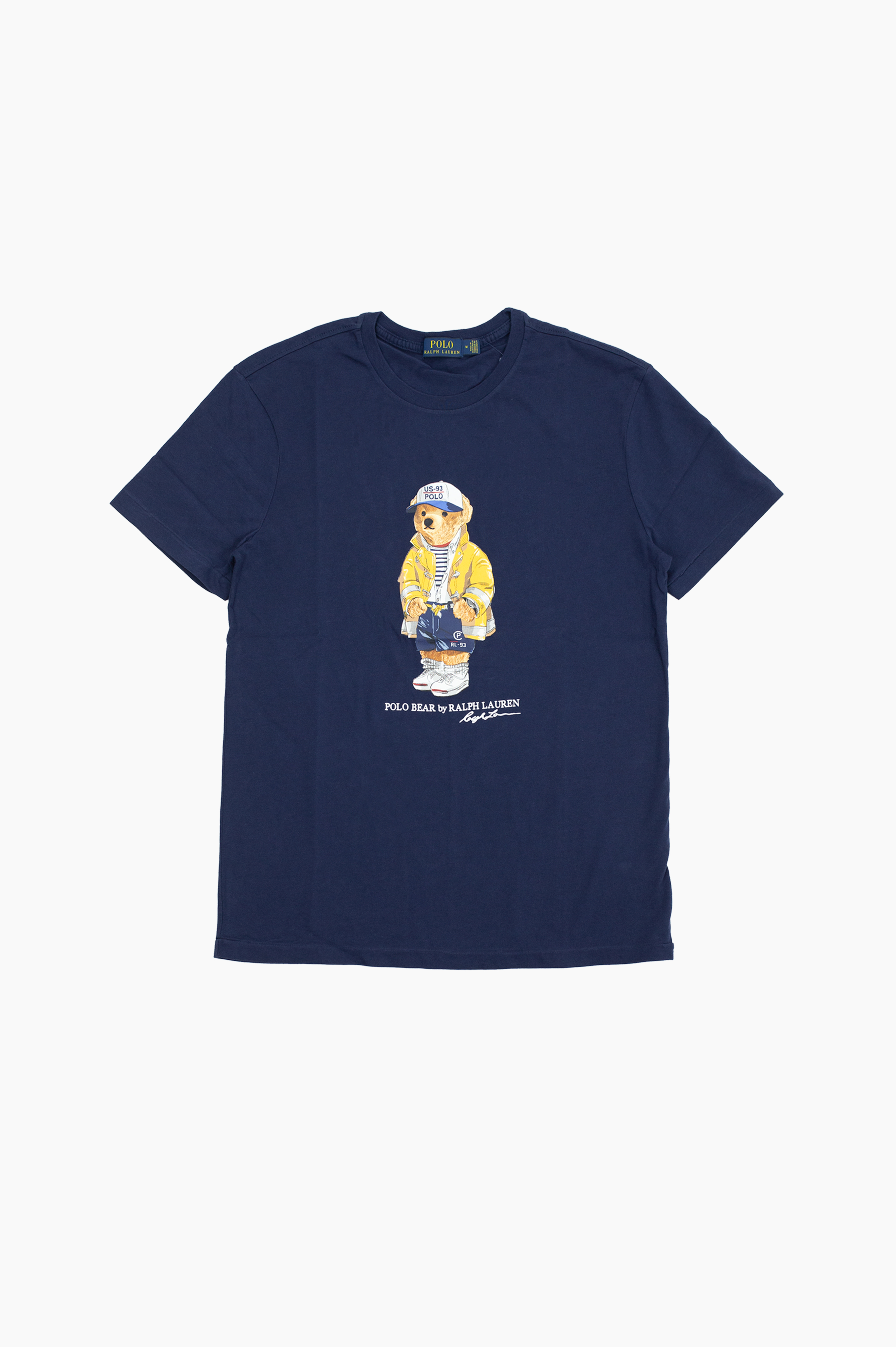 Yachting Bear T-Shirt Navy