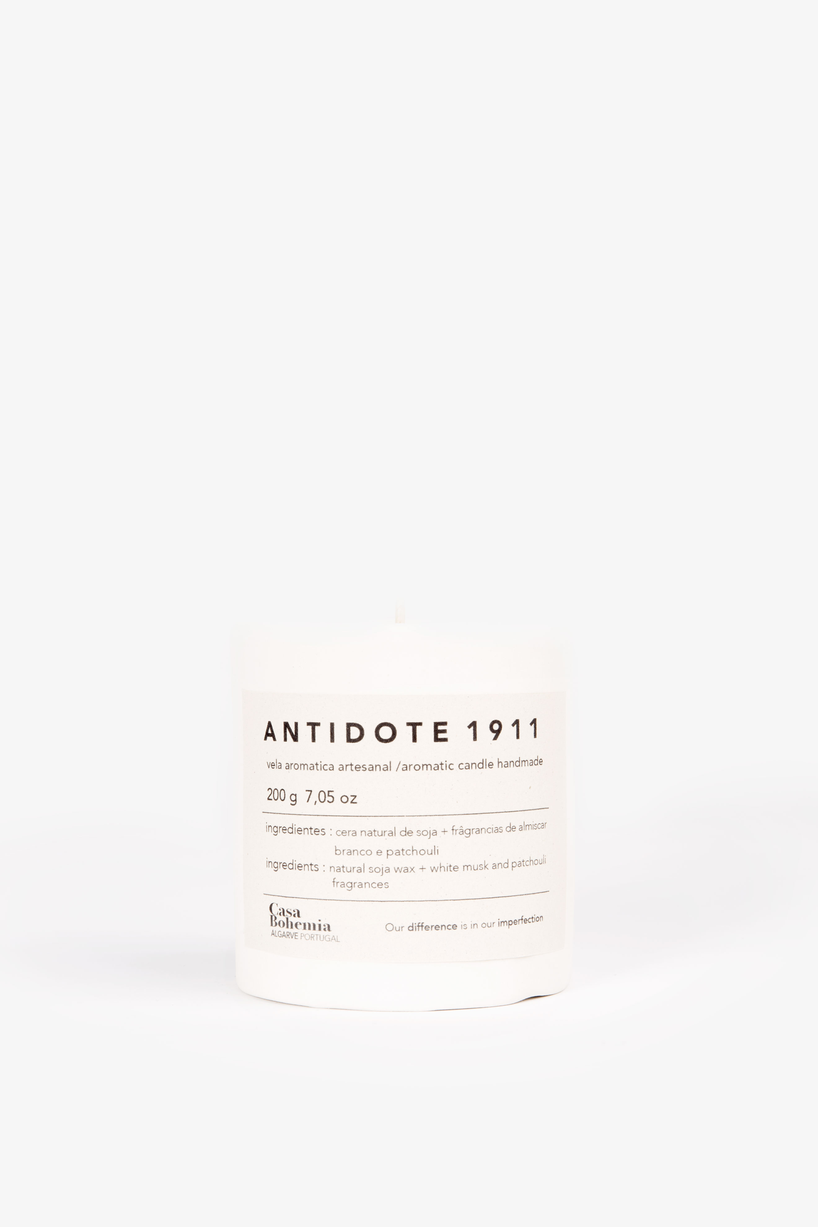 Antidote 1911 Candle (200gr)