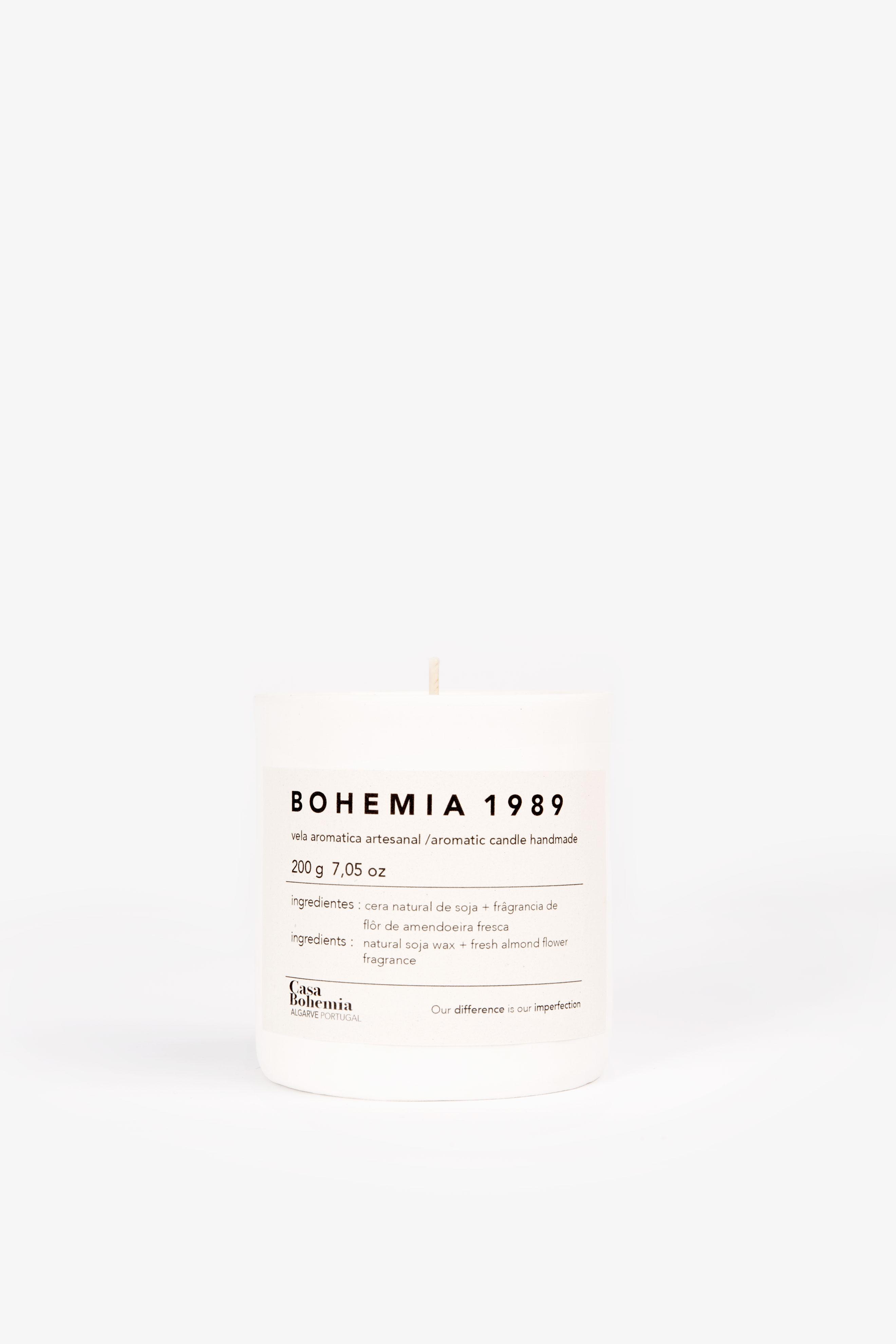 Bohemia 1989 Candle (200gr)