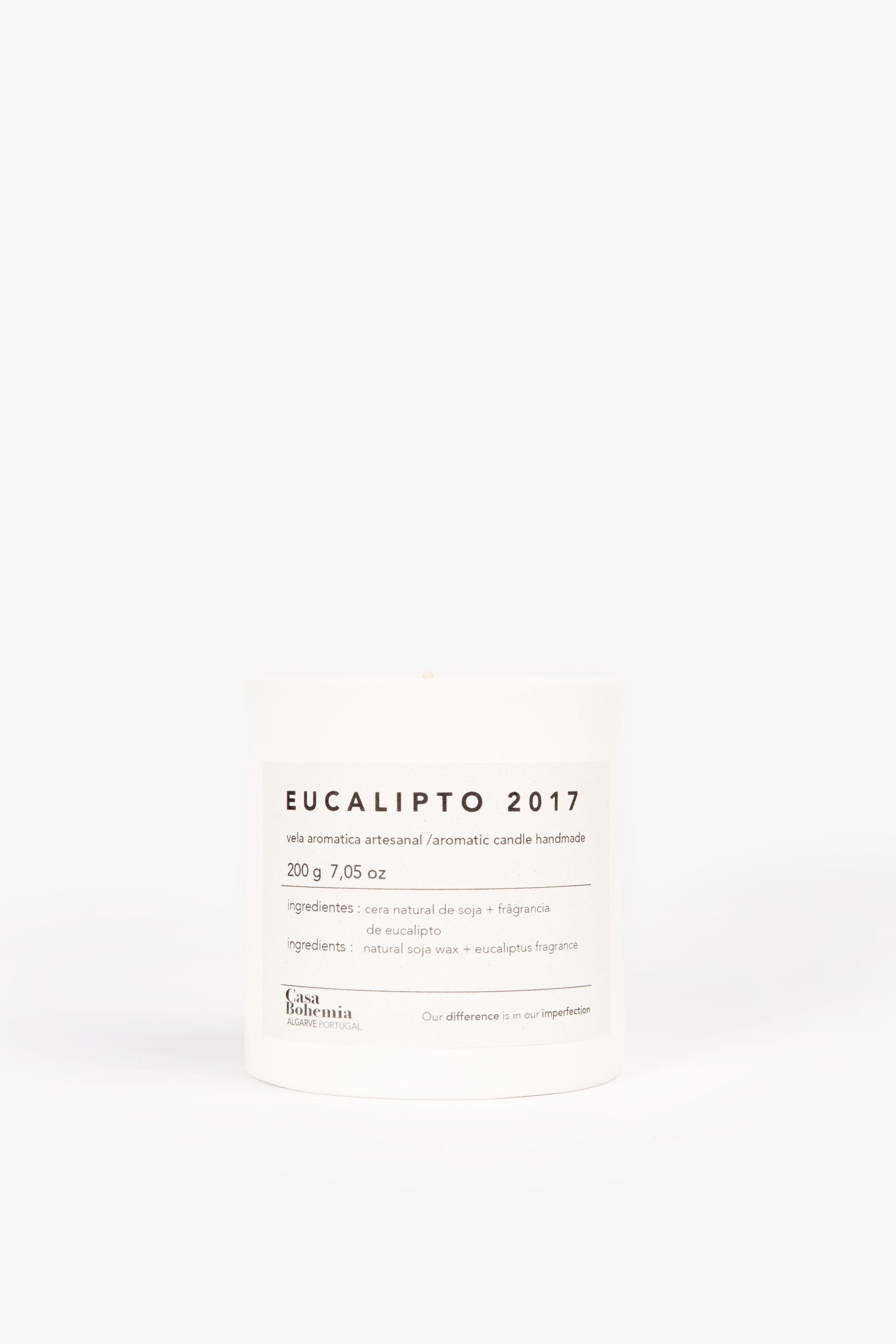 Eucalipto 2017 Candle (200gr)
