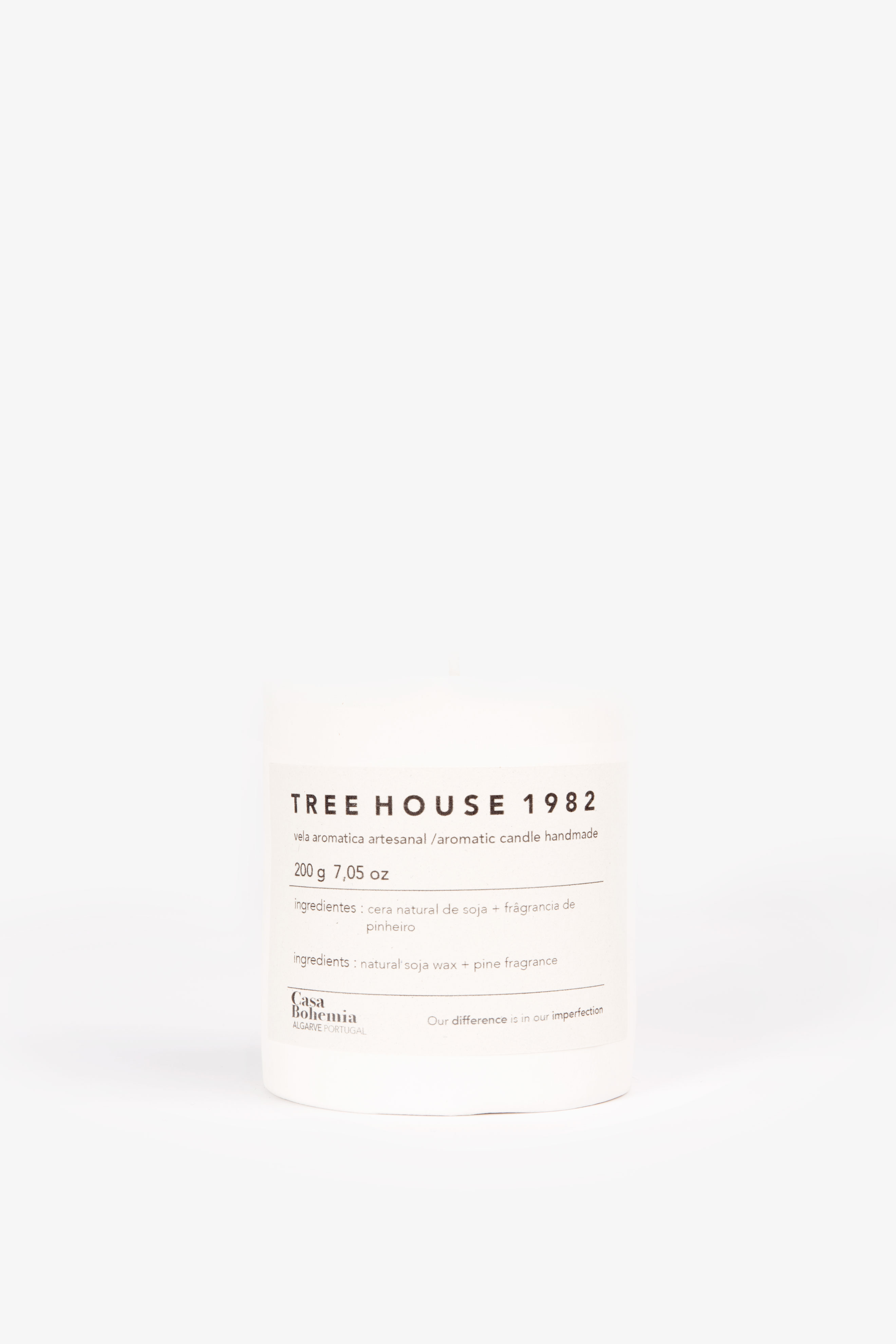 Tree House 1982 Candle (200grs)