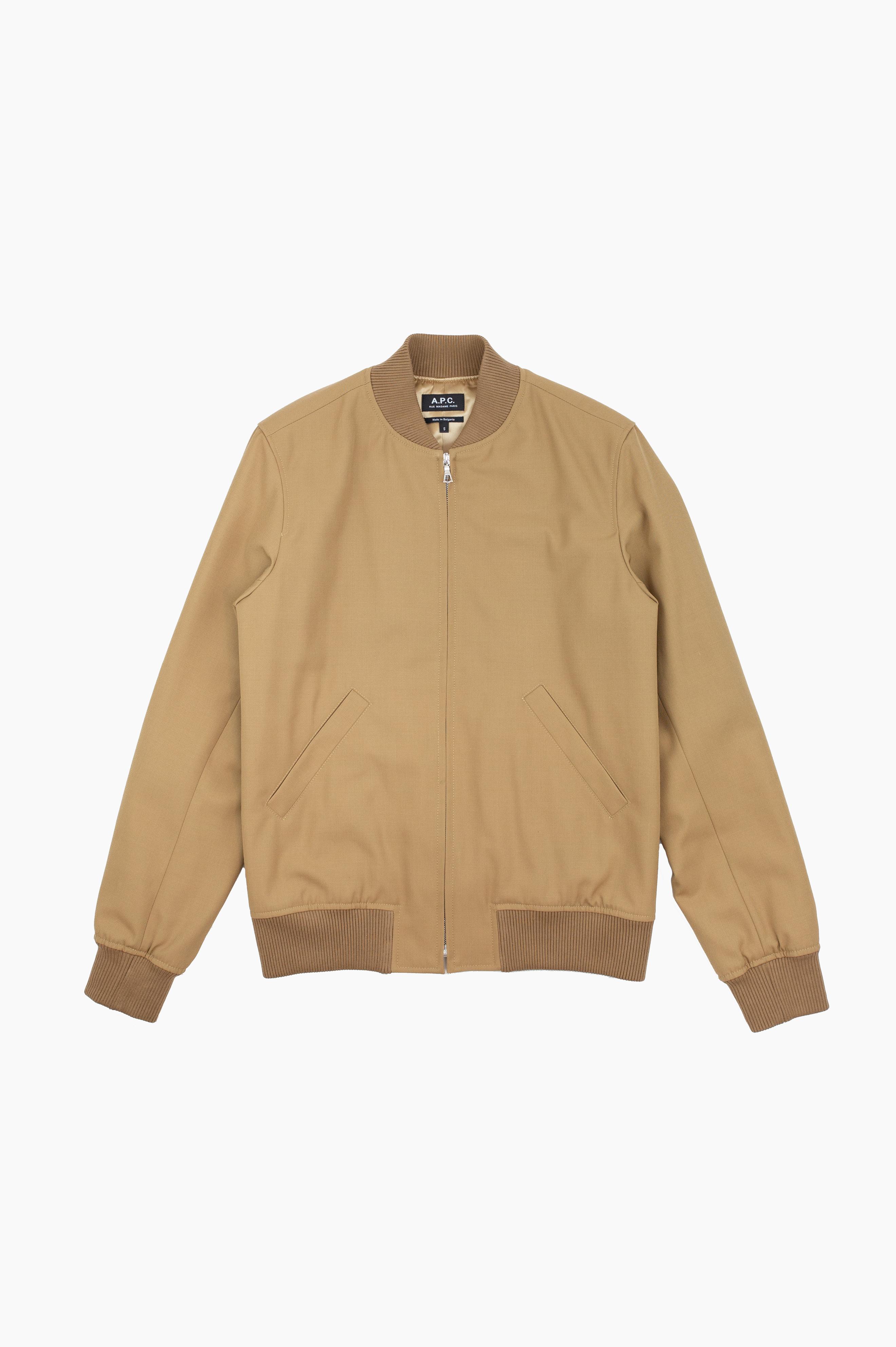 Barett Jacket Camel
