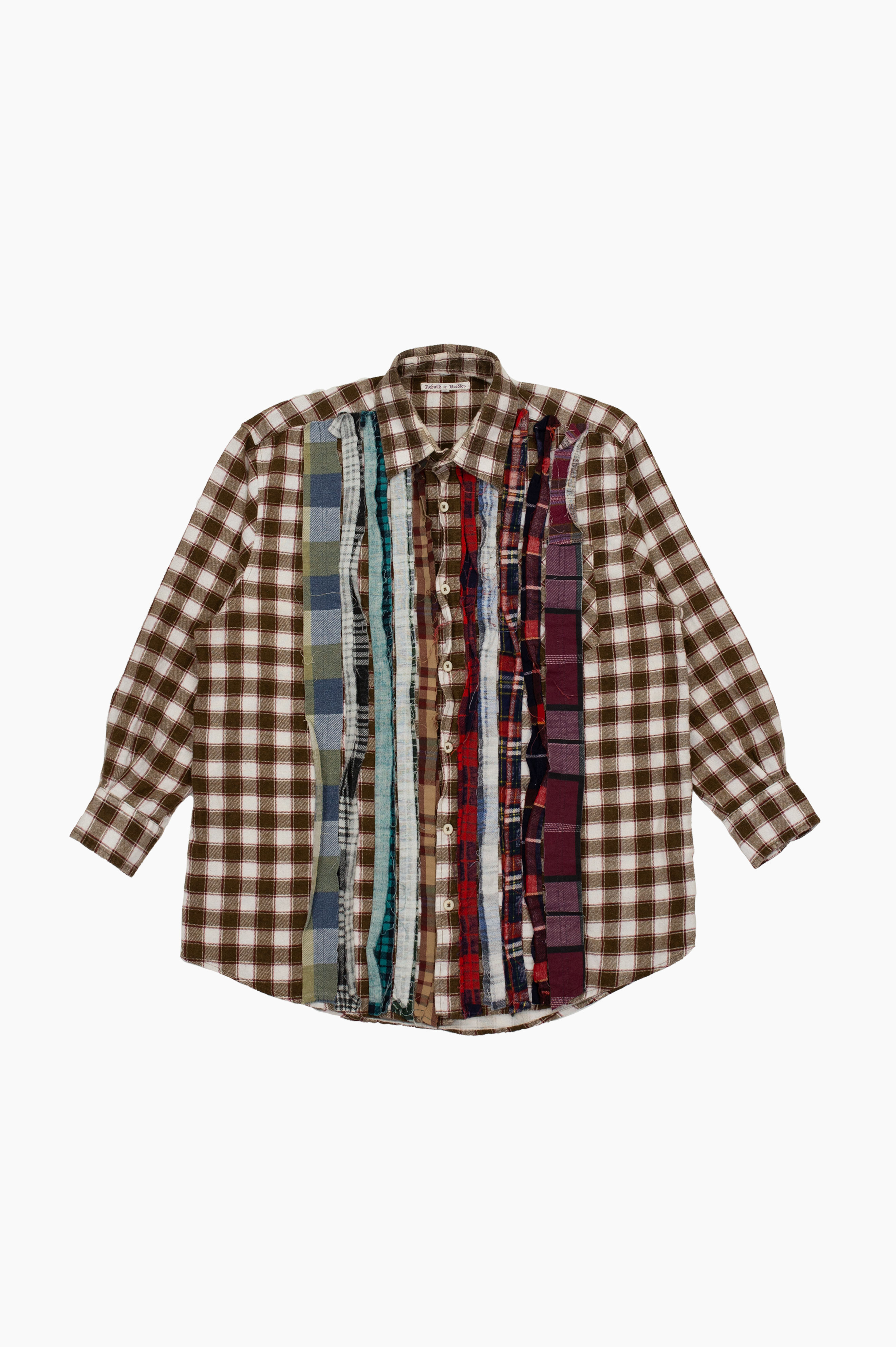 Rebuild Shirt Brown