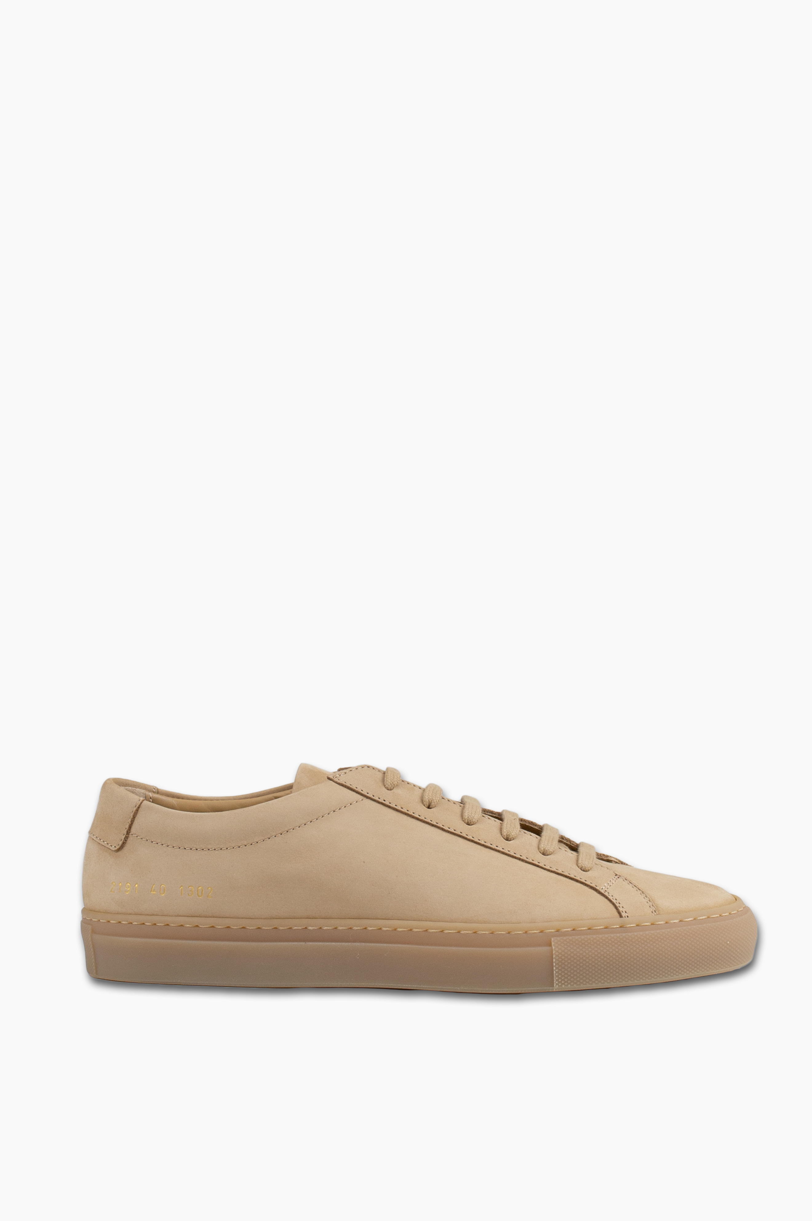 Original Achilles Low Nubuck Tan