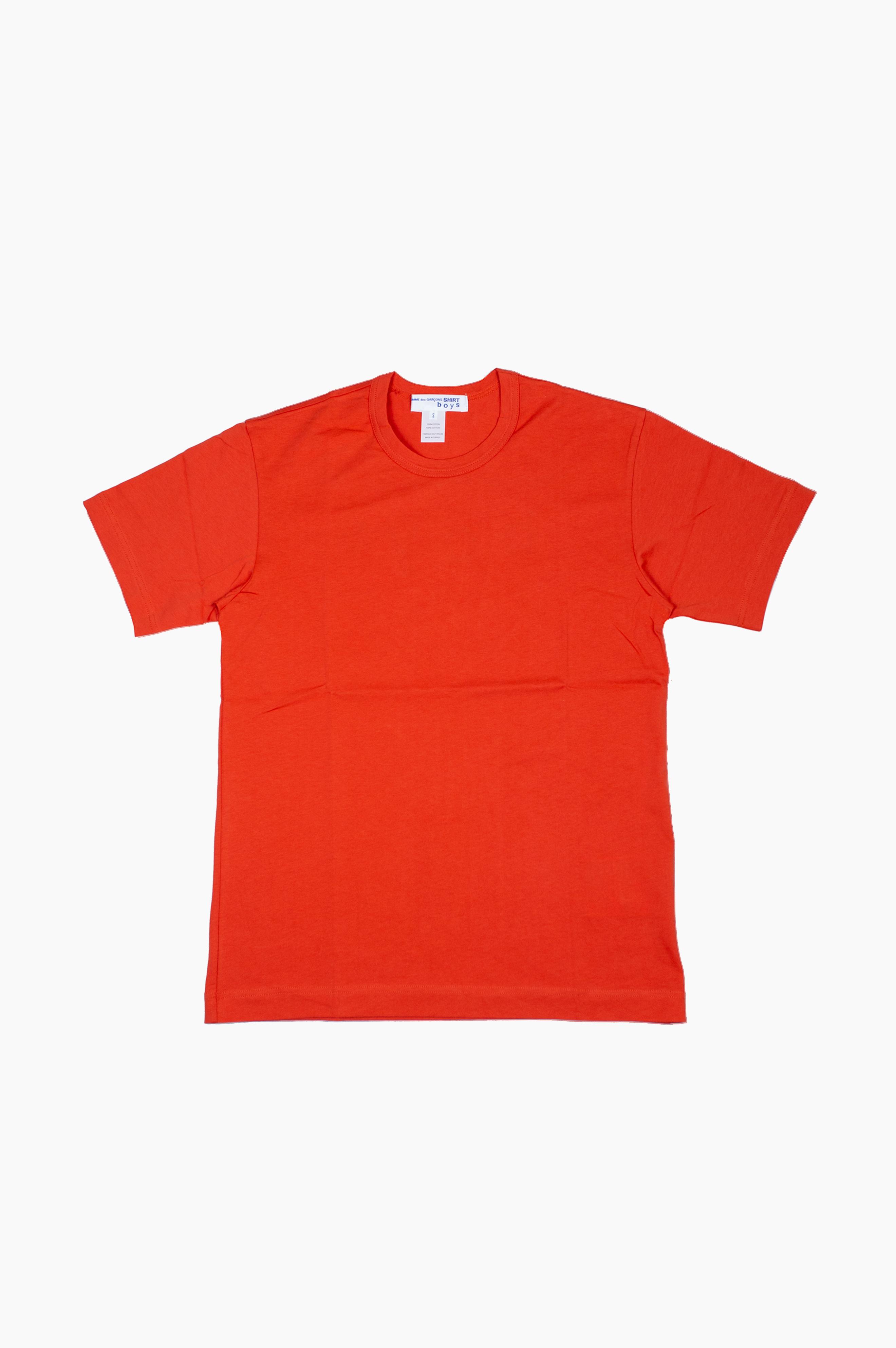 T-Shirt Boys Red