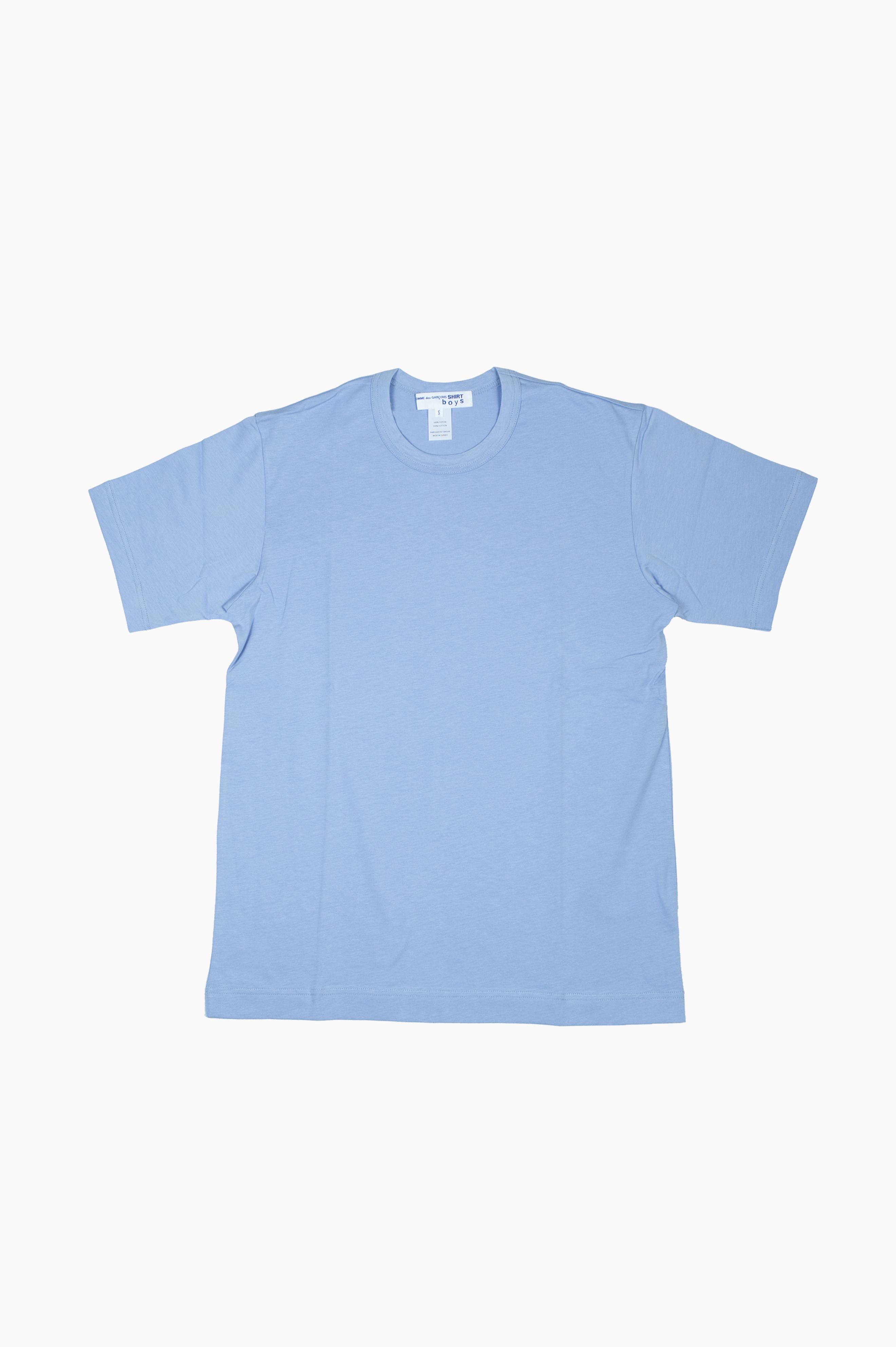 T-Shirt Boys Light Blue