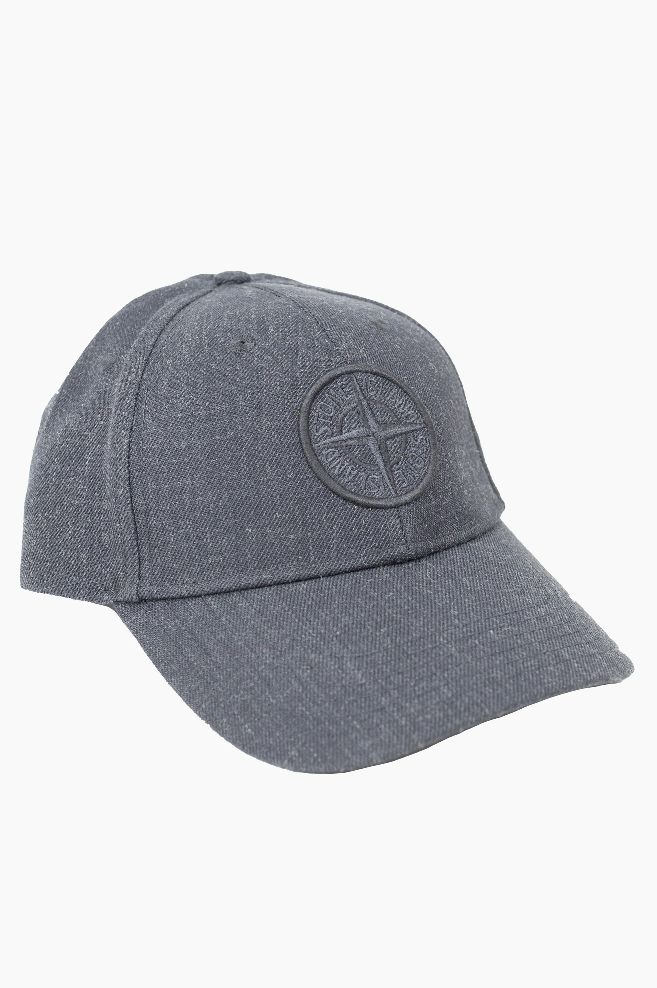Logo Cap Grey