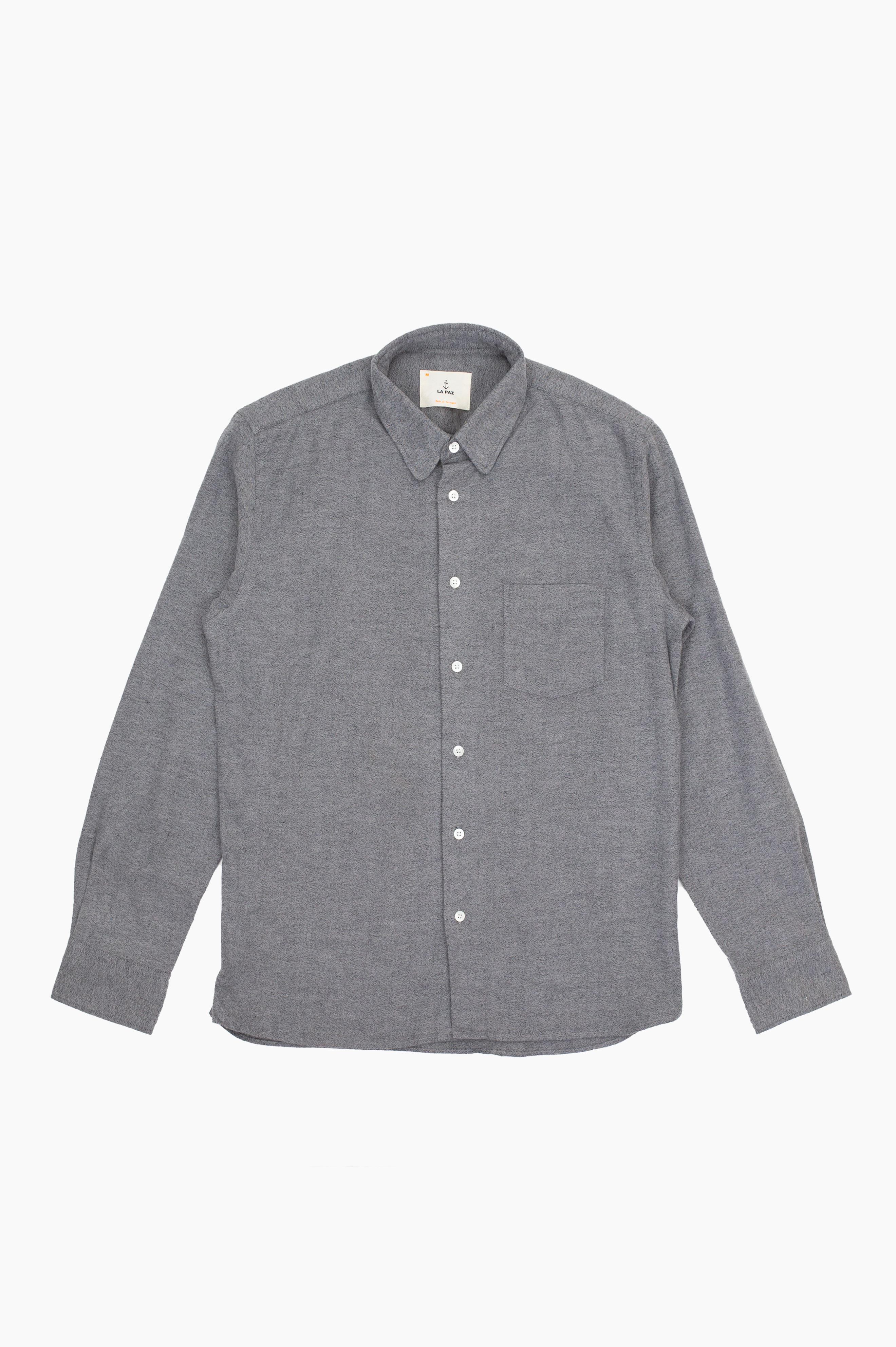 Lopes Shirt Grey