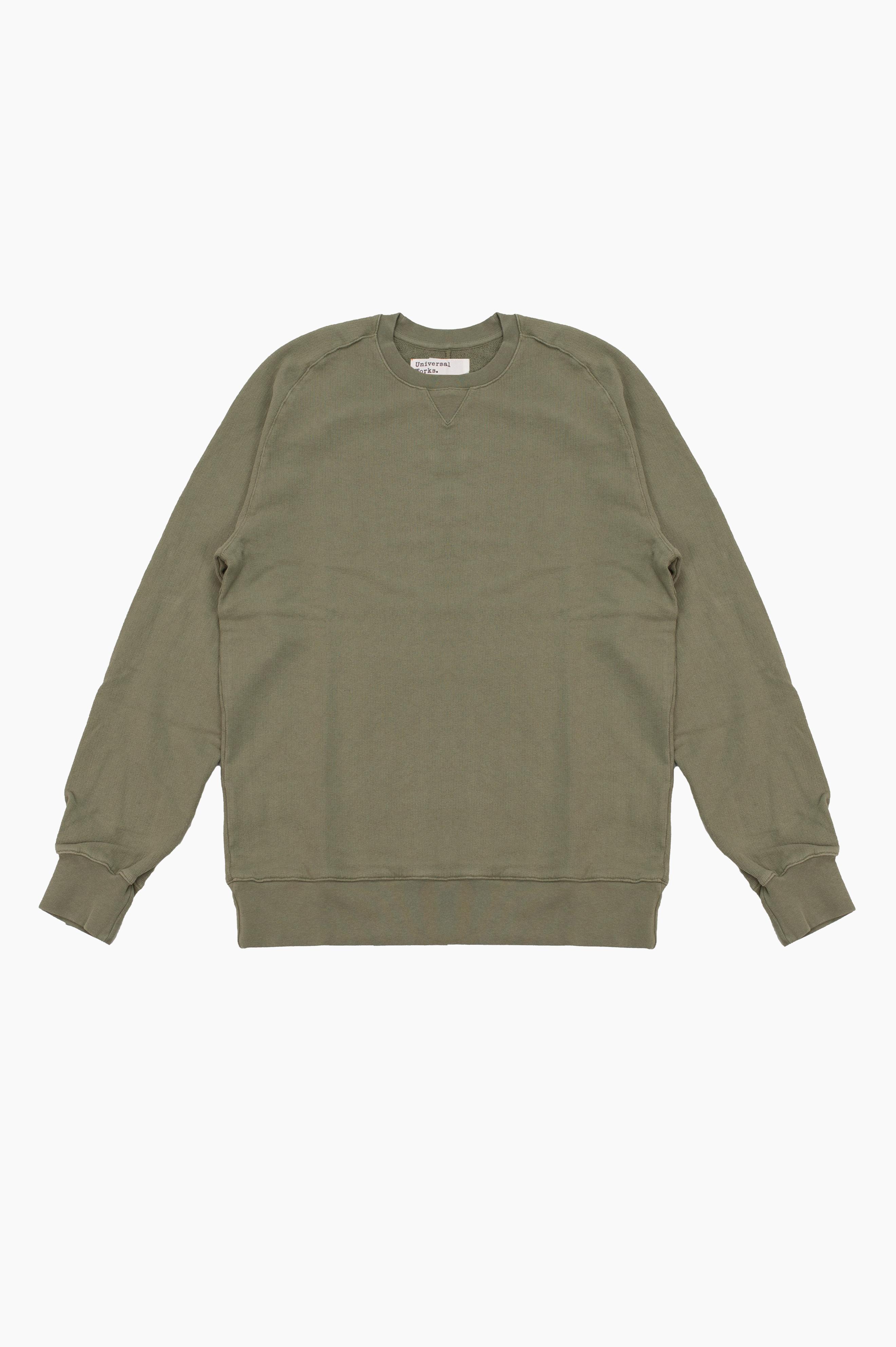 Loopback Sweatshirt Laurel