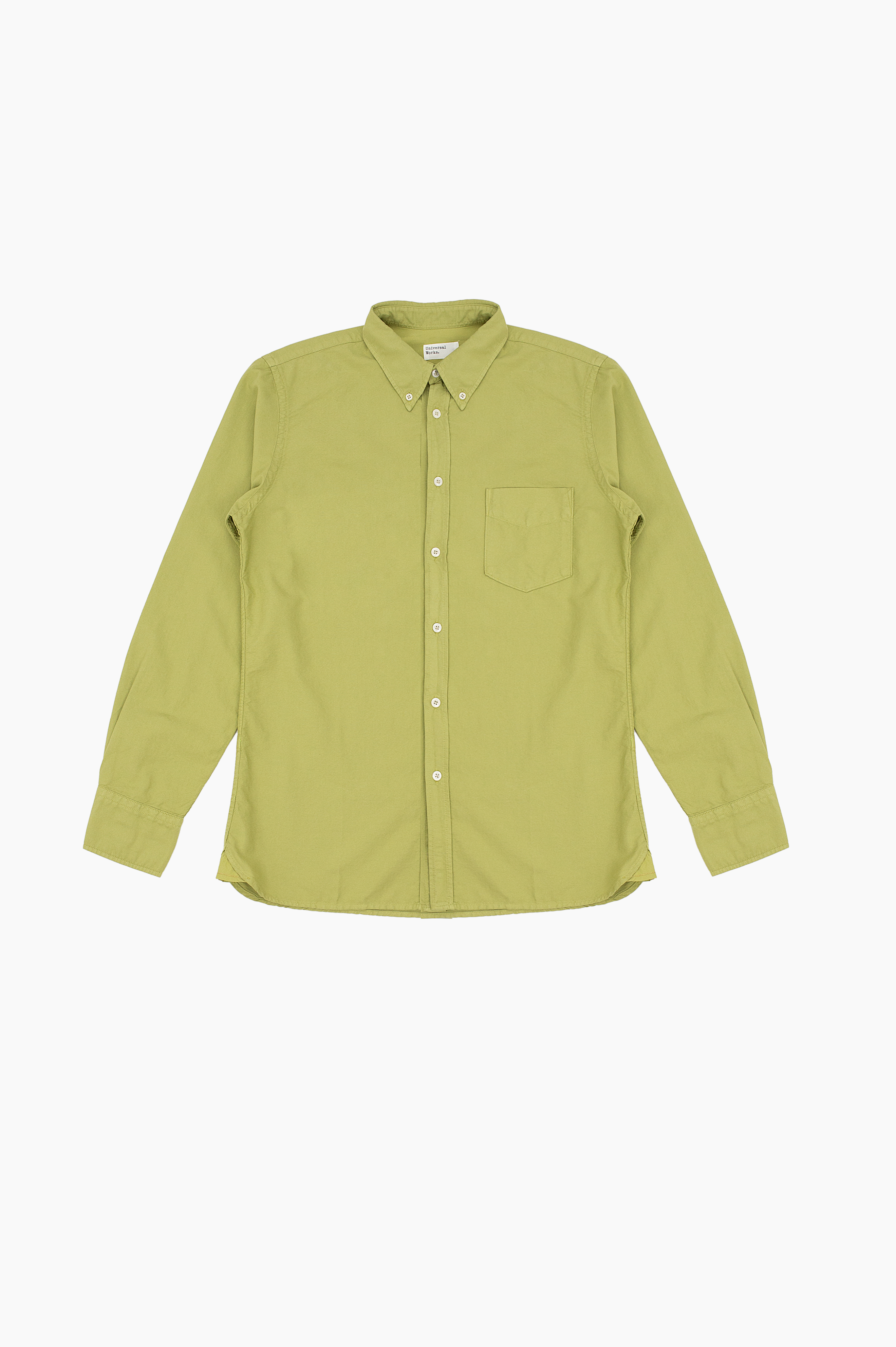Everyday Shirt Oxford Olive Green
