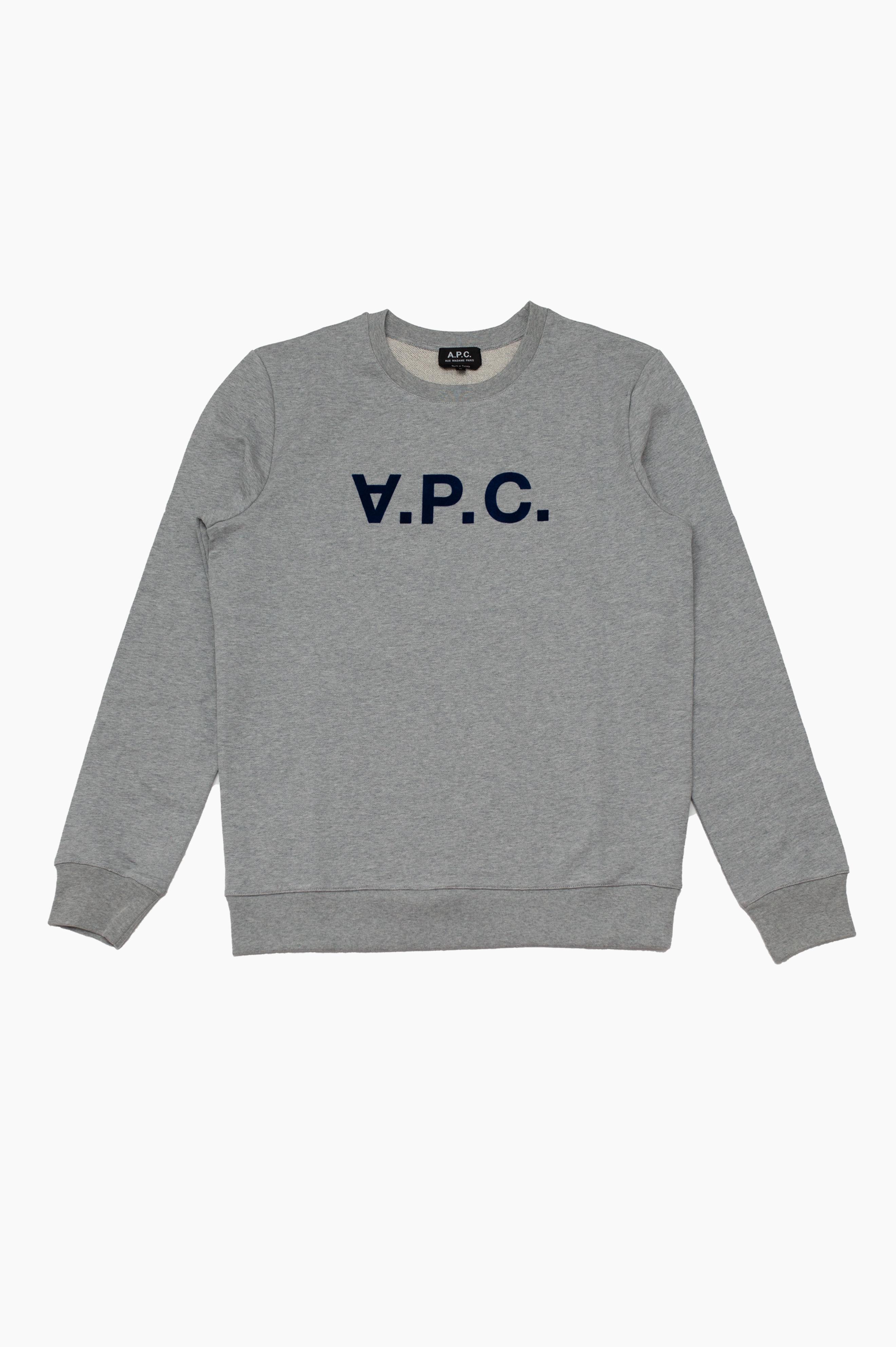 V.P.C. Sweatshirt Grey