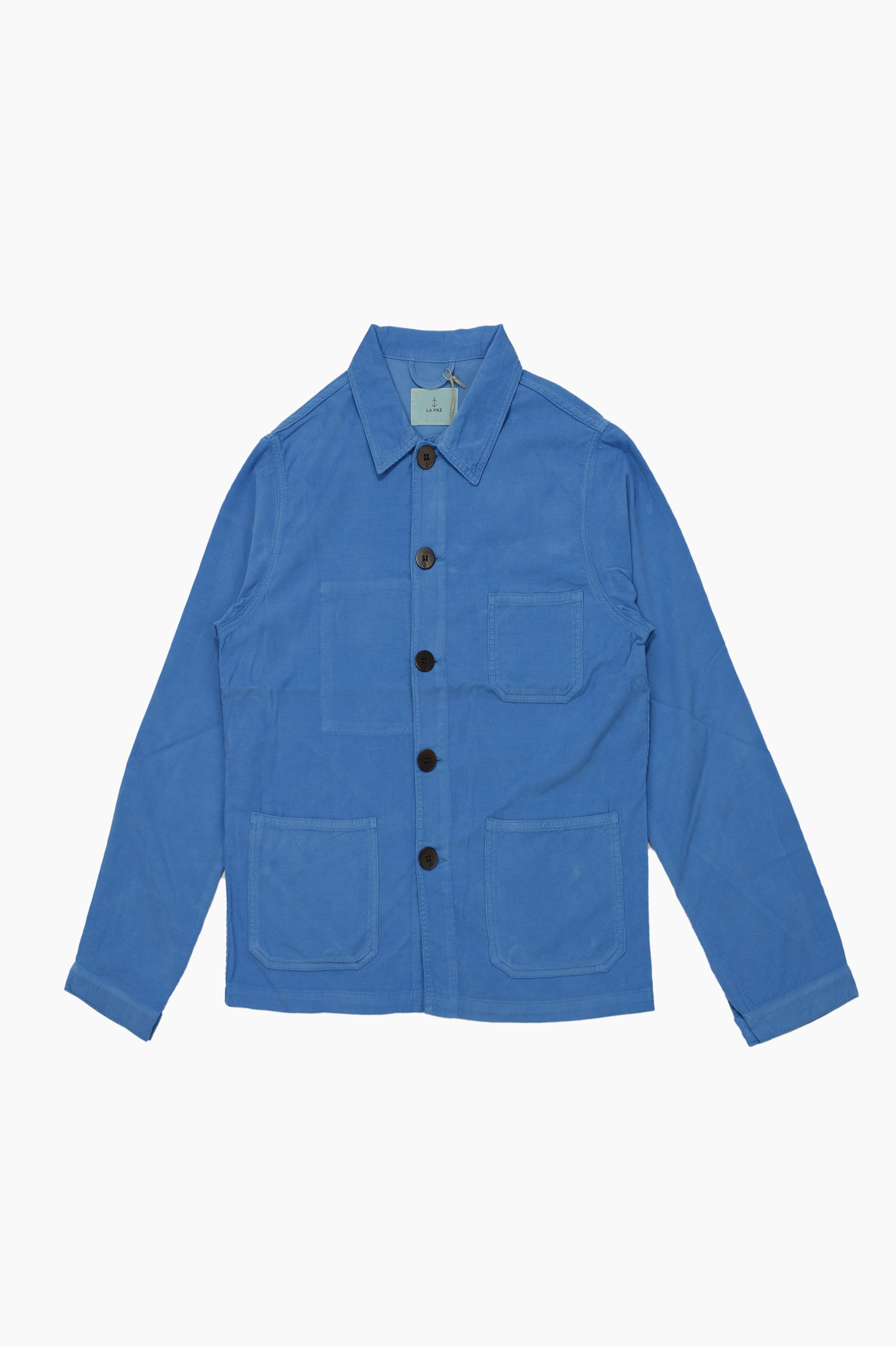 Baptista Worker Jacket Blue