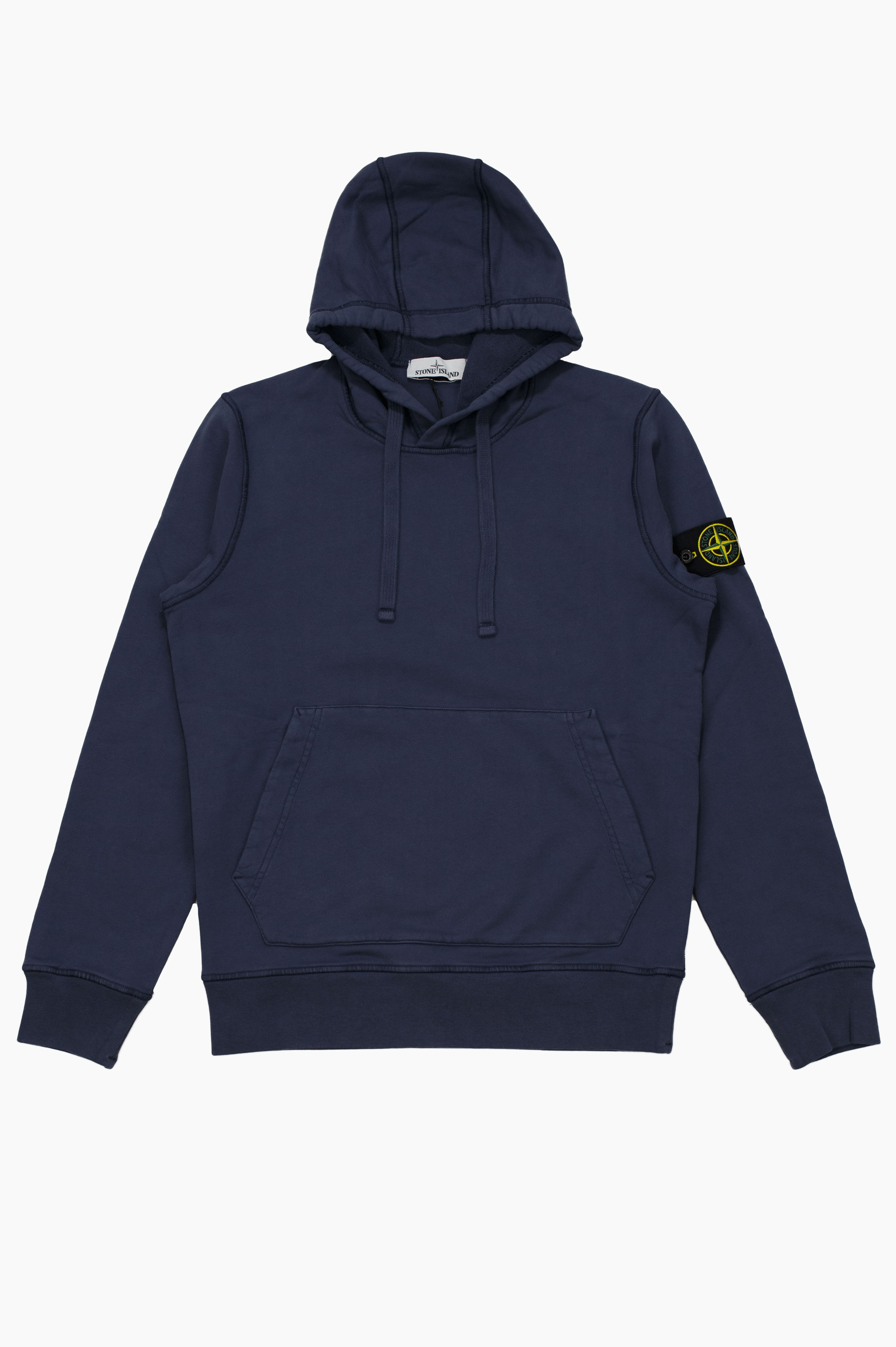 Hooded Sweatshirt Dark Blue
