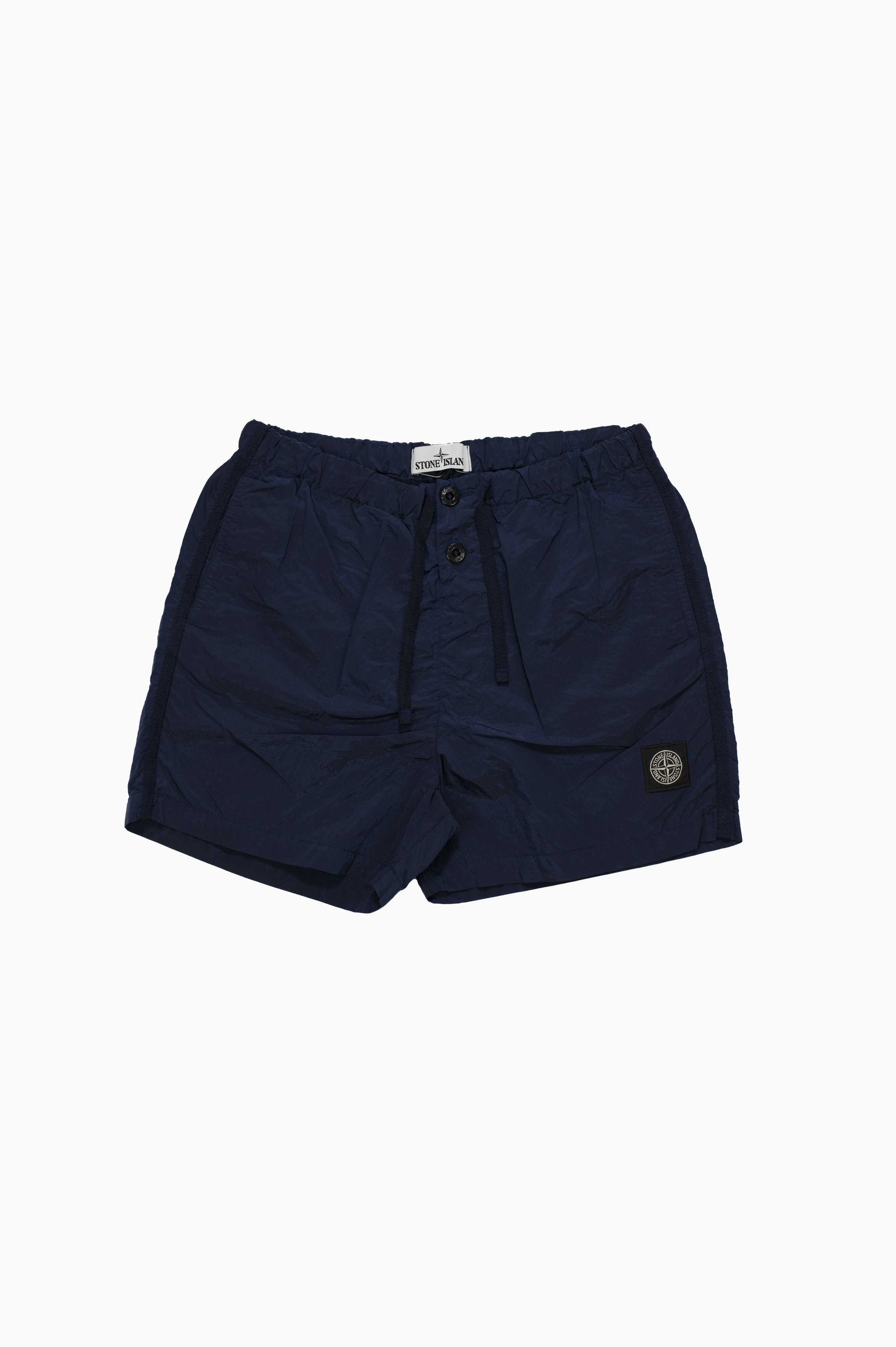 Swim Shorts Nylon Metal Dark Blue
