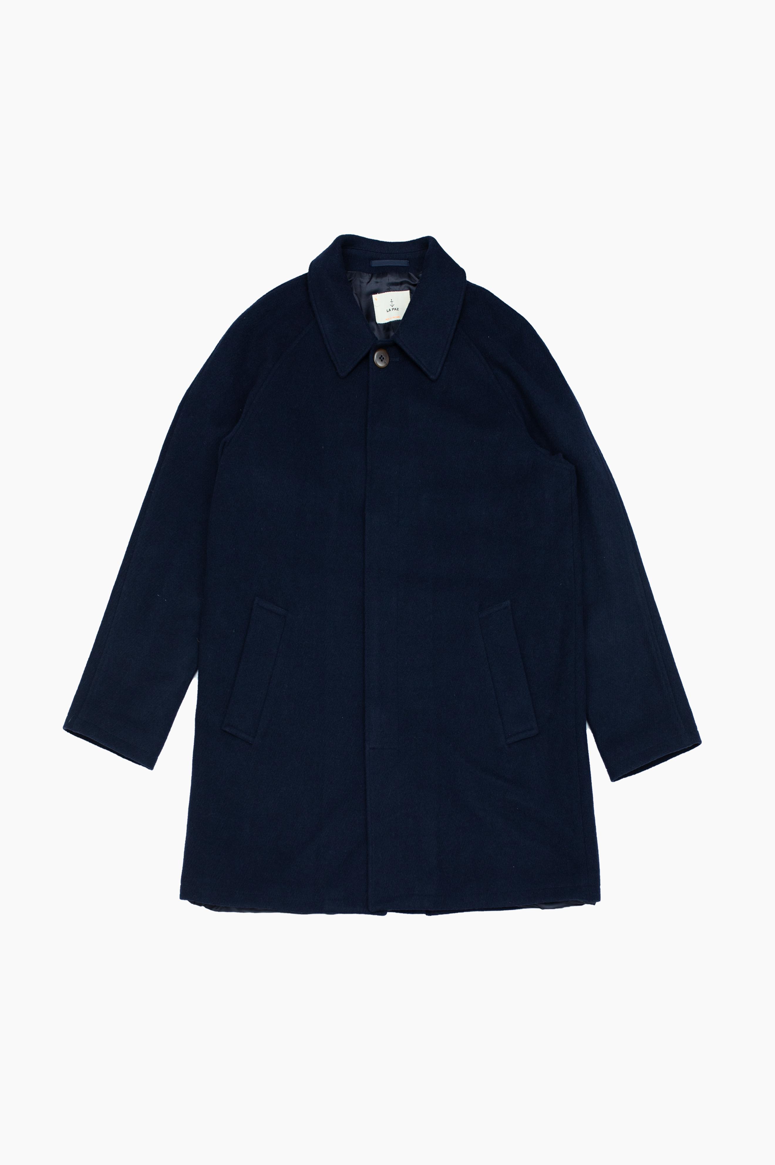 Couto Overcoat Raglan