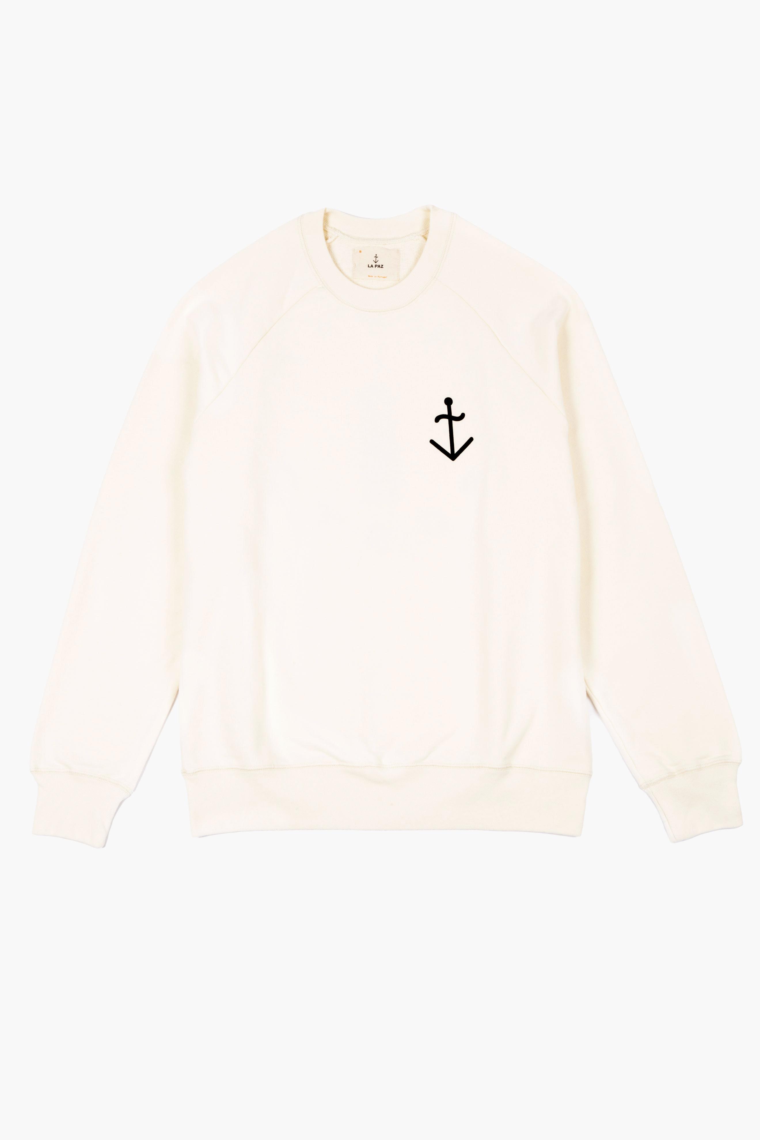 Cunha Porto Sweatshirt Ecru