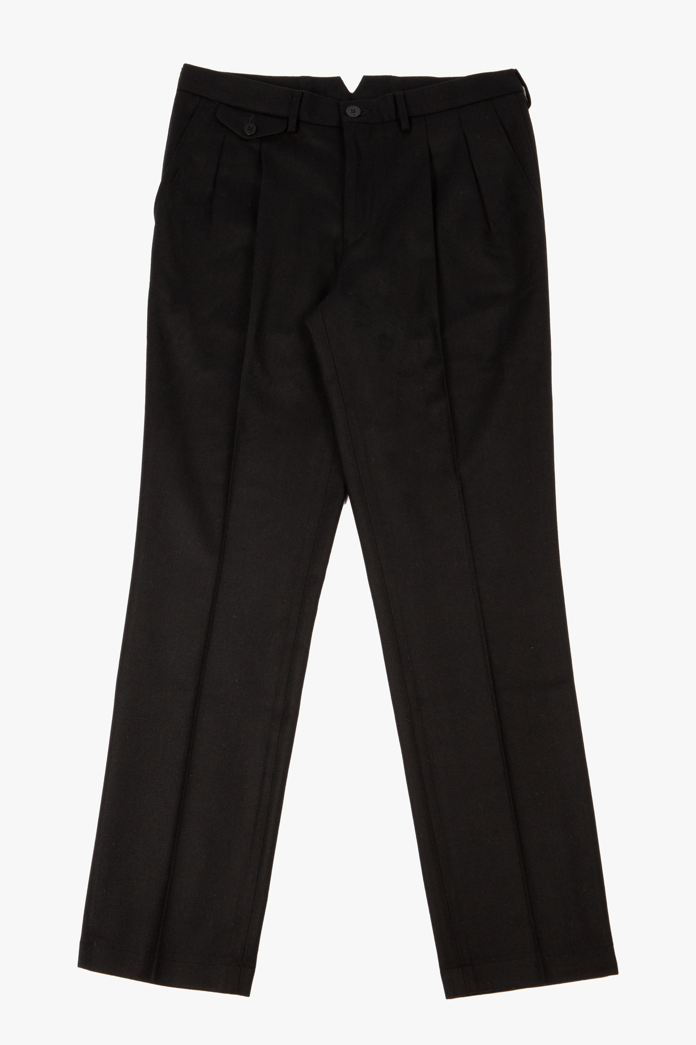 Palmas Trousers Black