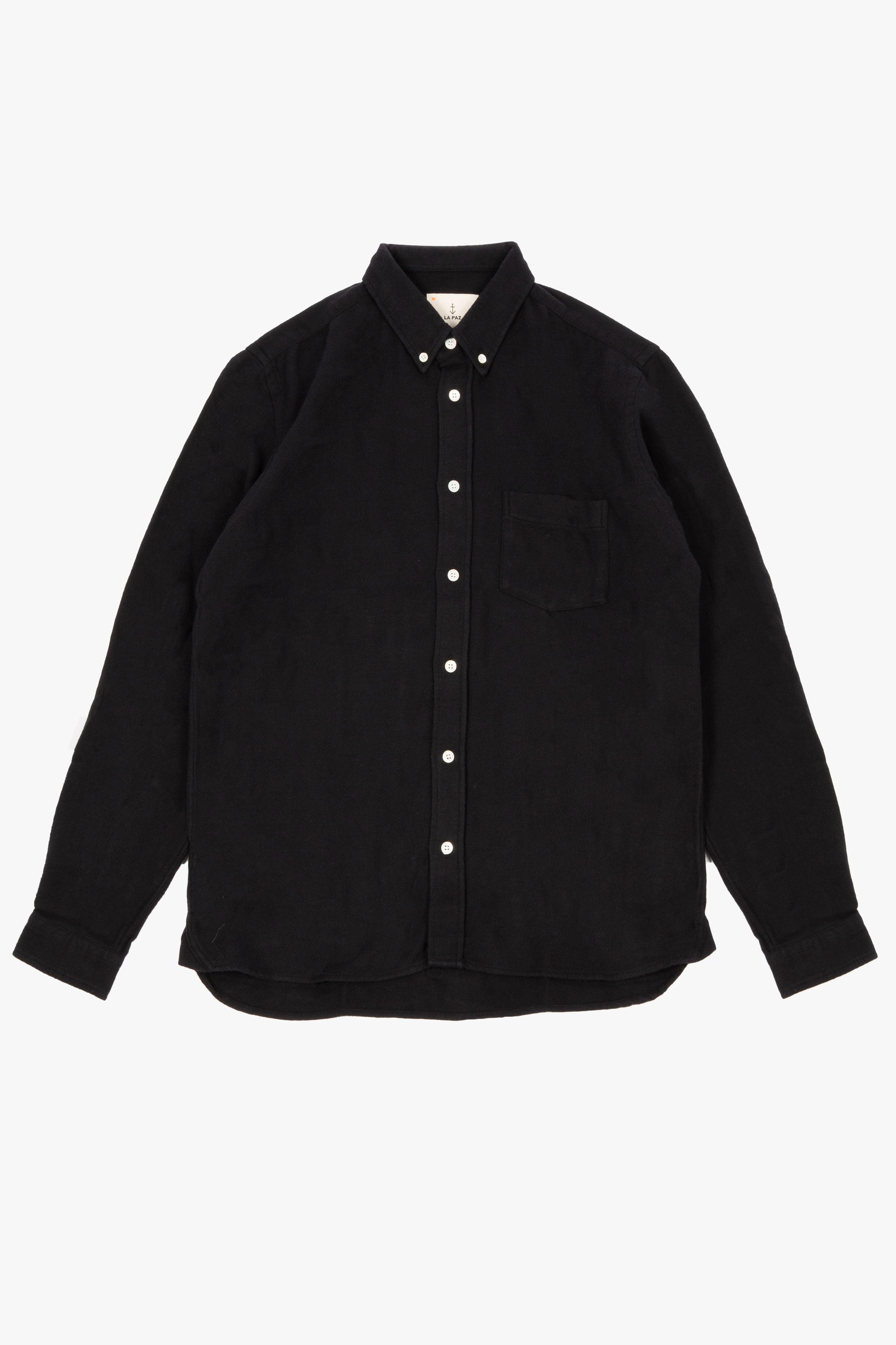 Branco Shirt Black