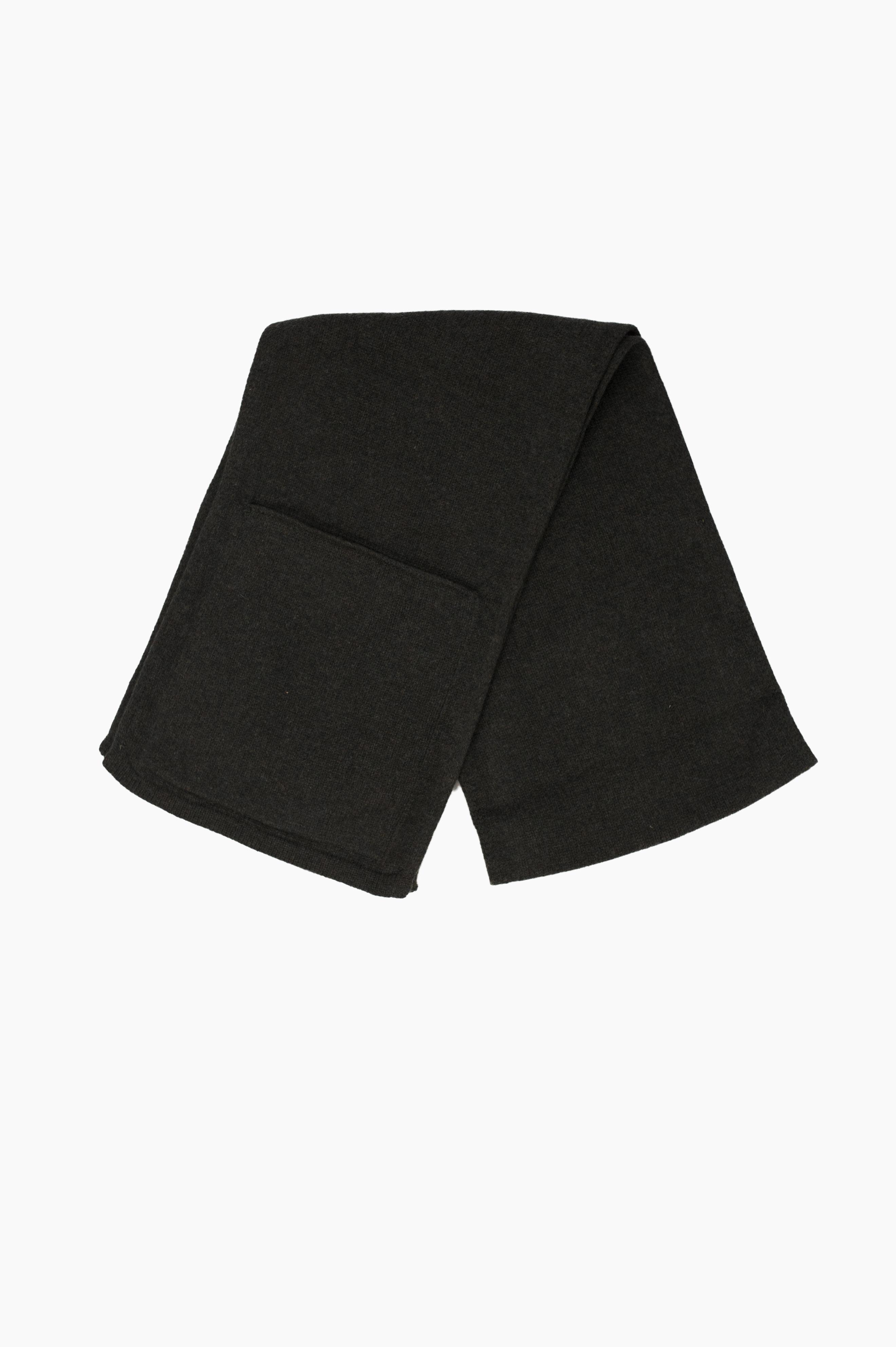 Pocket Scarf Khaki