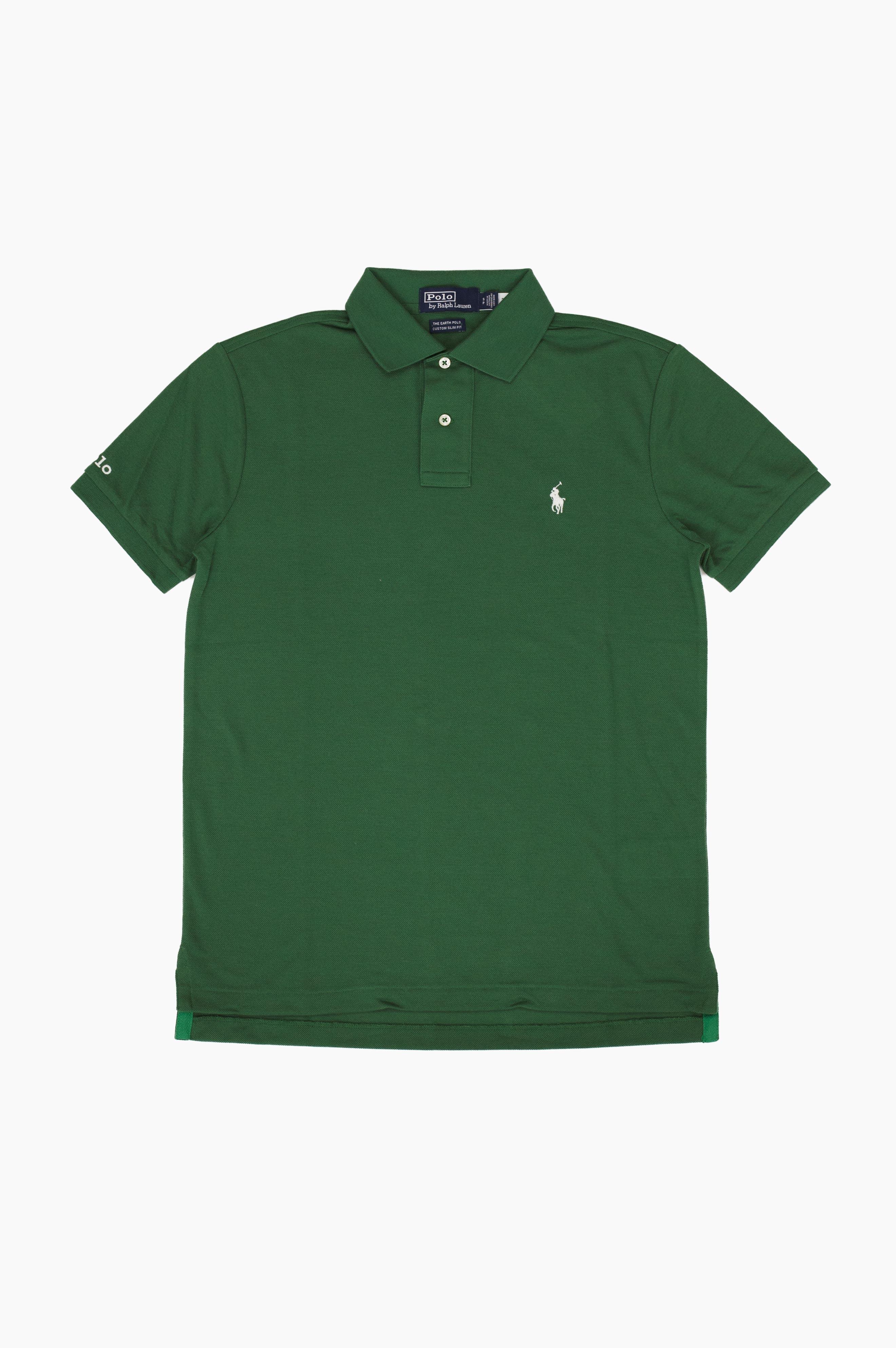 Earth Polo Shirt Green