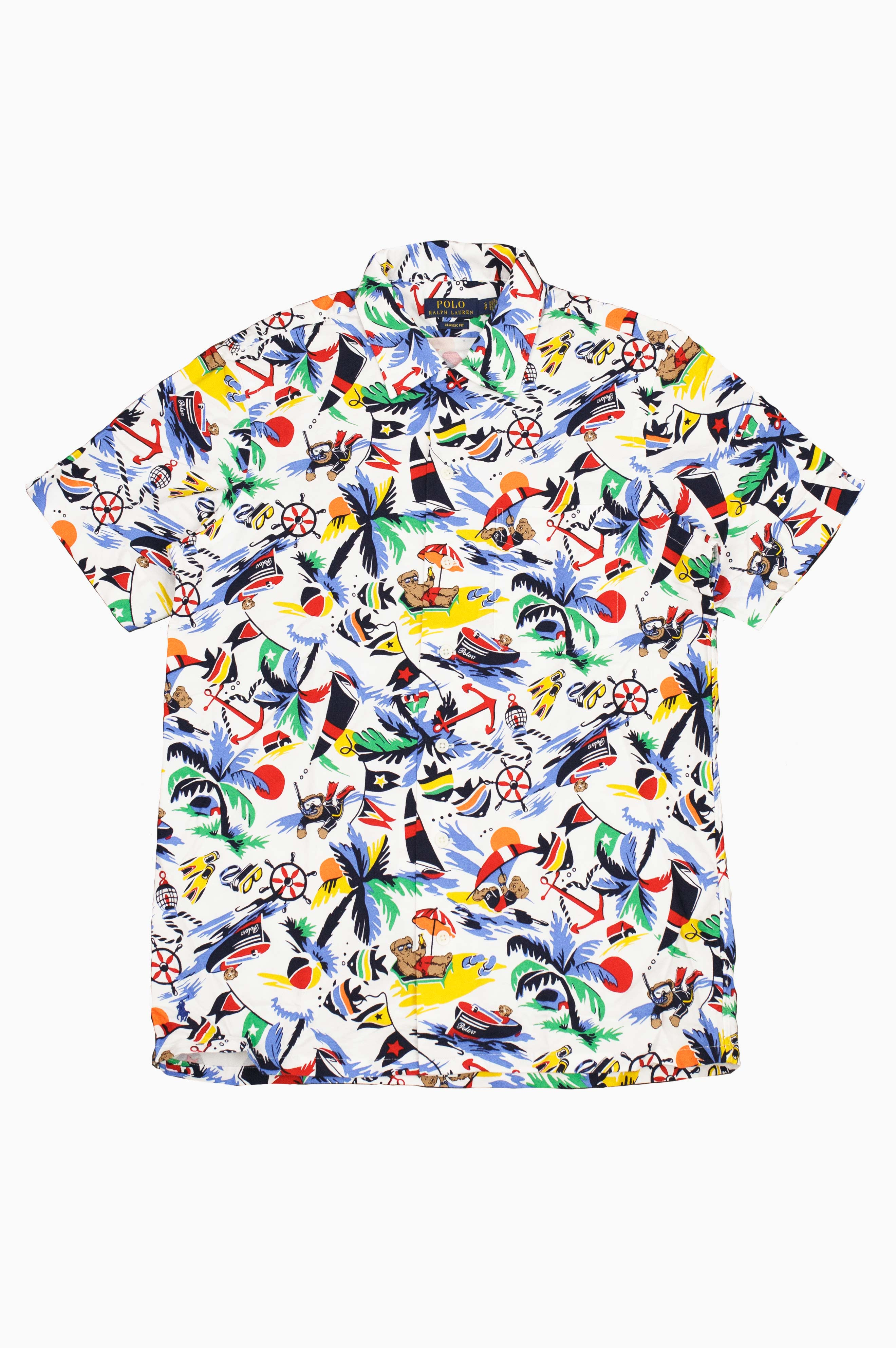 Print Pattern Shirt