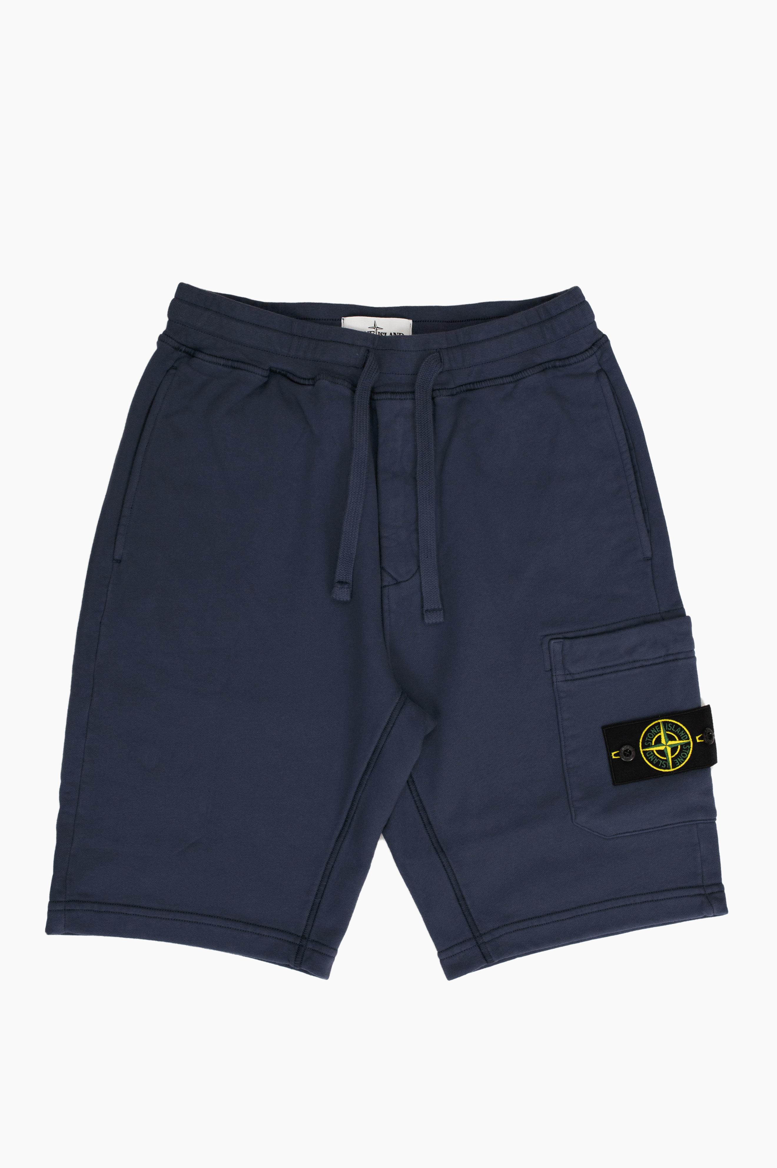 Jogging Short Pants Dark Blue
