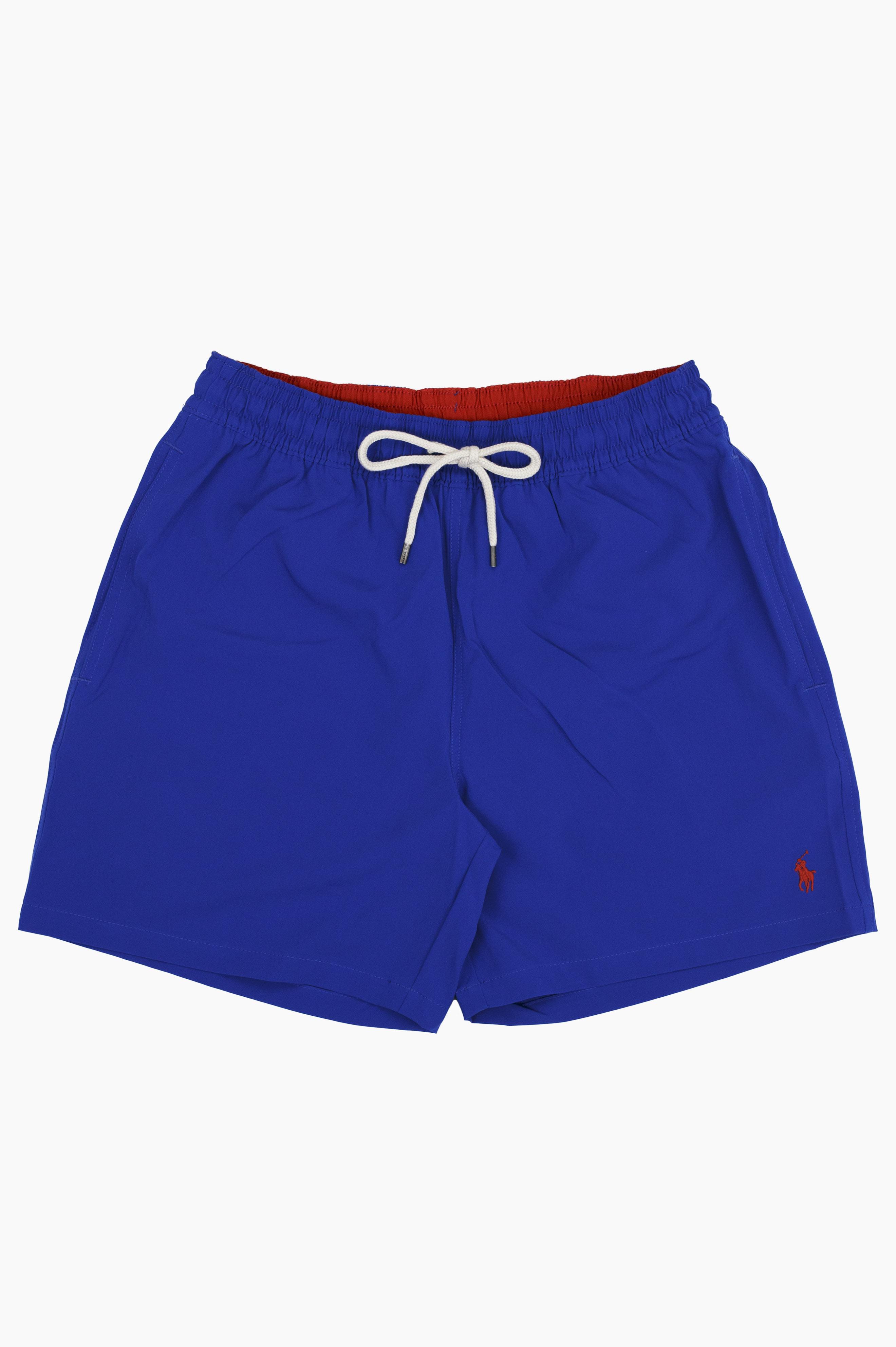 Traveler Swim Shorts Blue