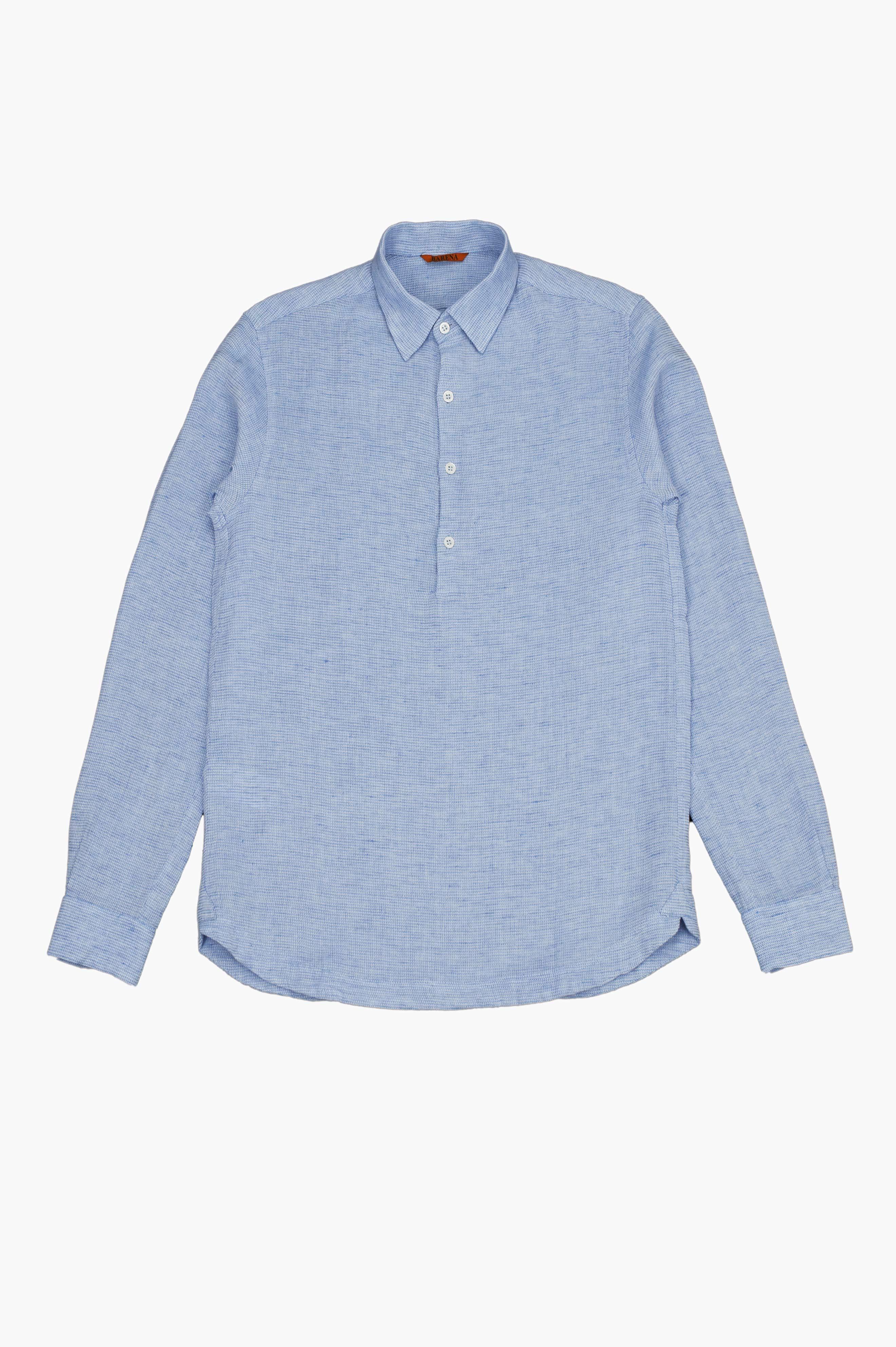 Pavan Shirt Light Blue