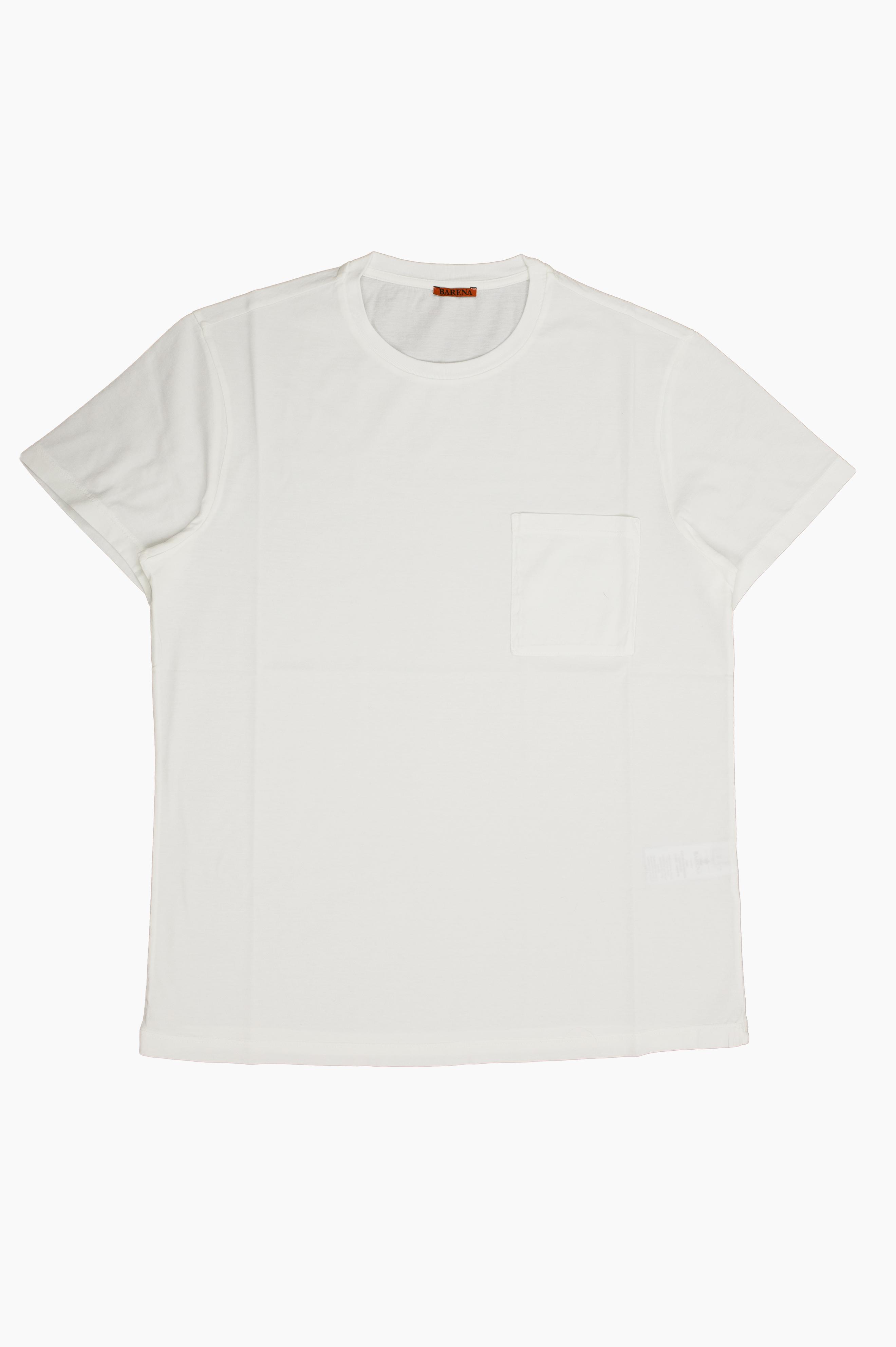 Giro Pocket T-Shirt White