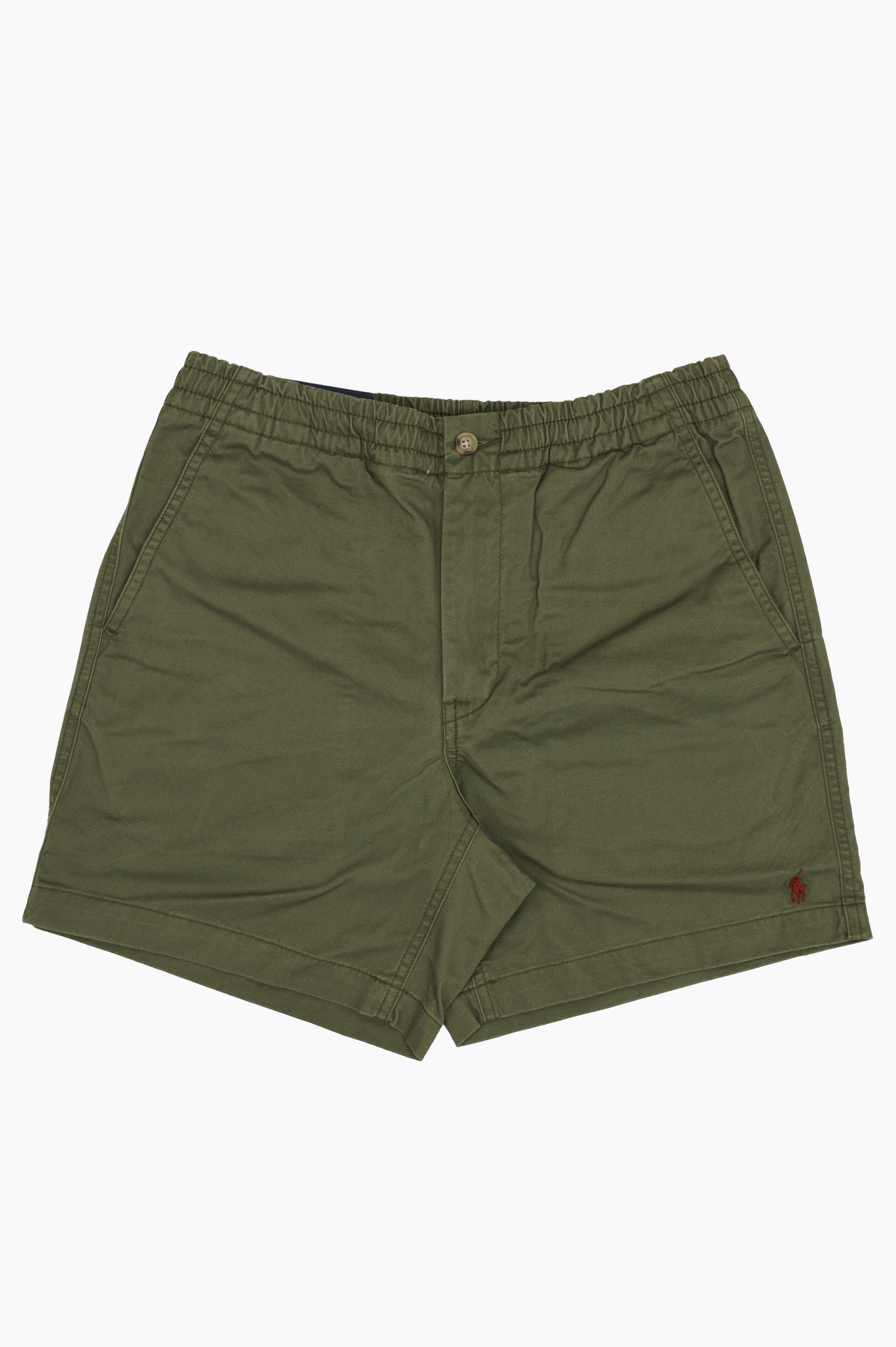 Prepster Twill Shorts Mountain Green