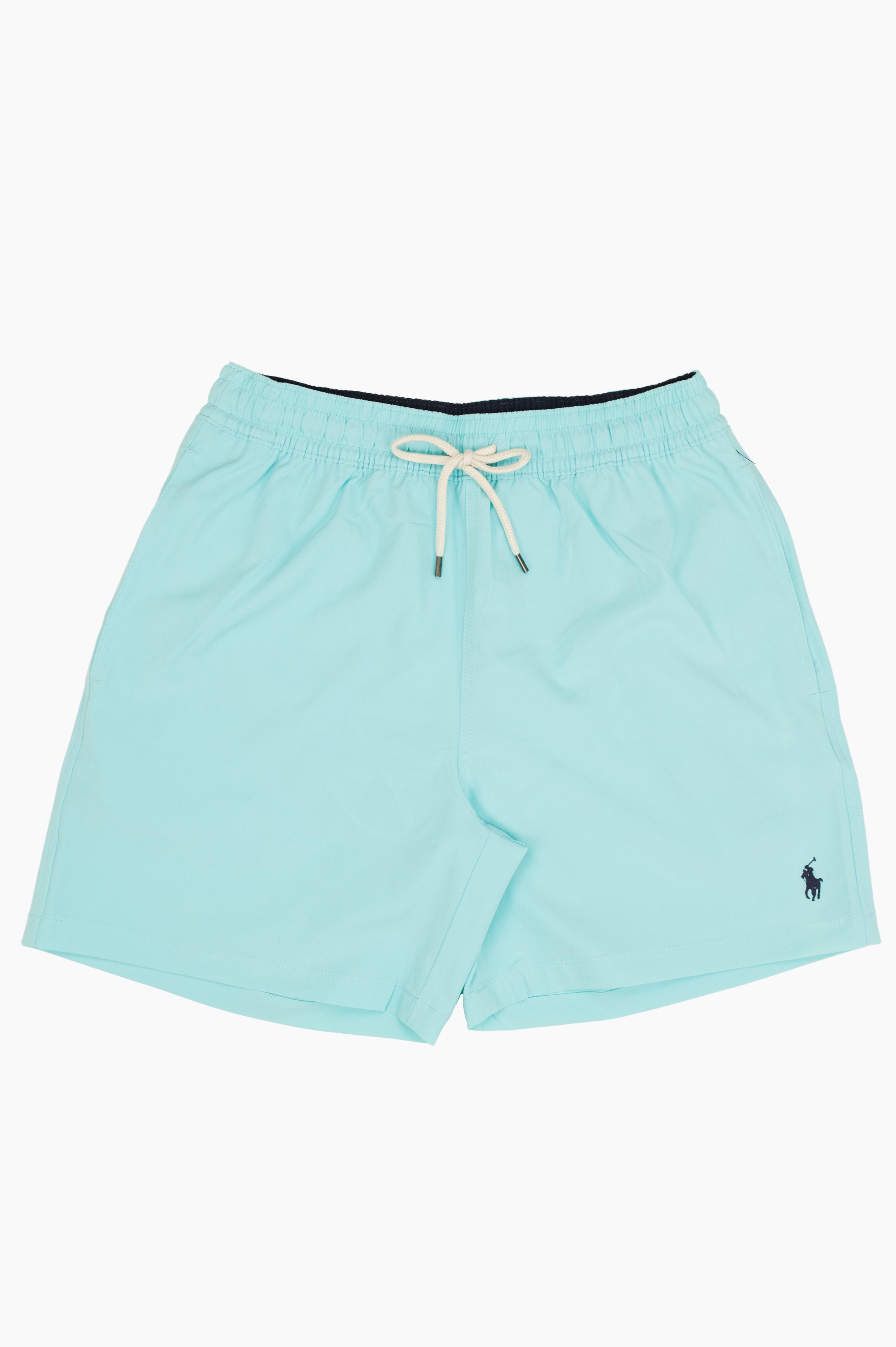 Traveler Swim Shorts Light Blue