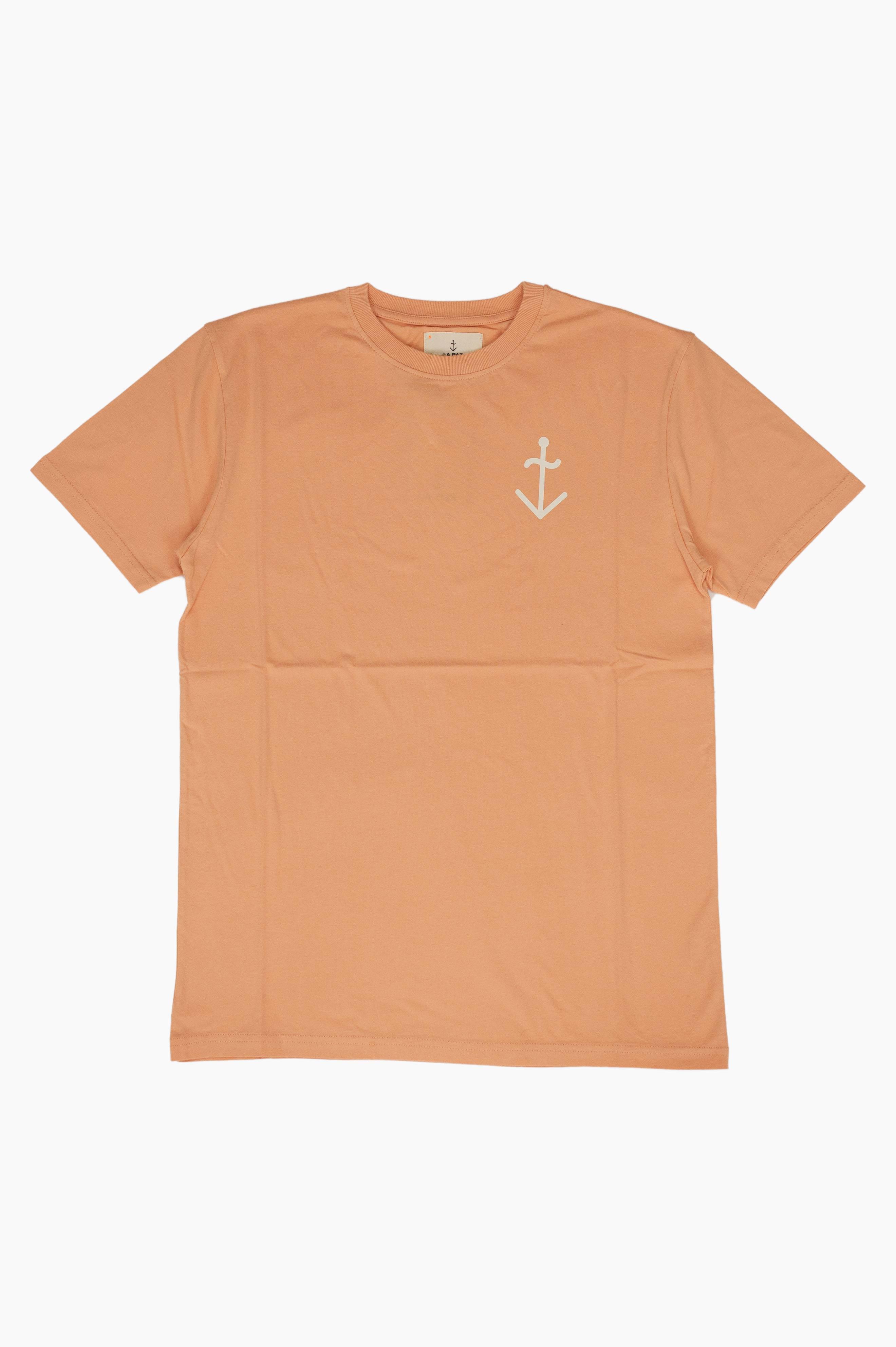 Dantas Logo T-Shirt Coral