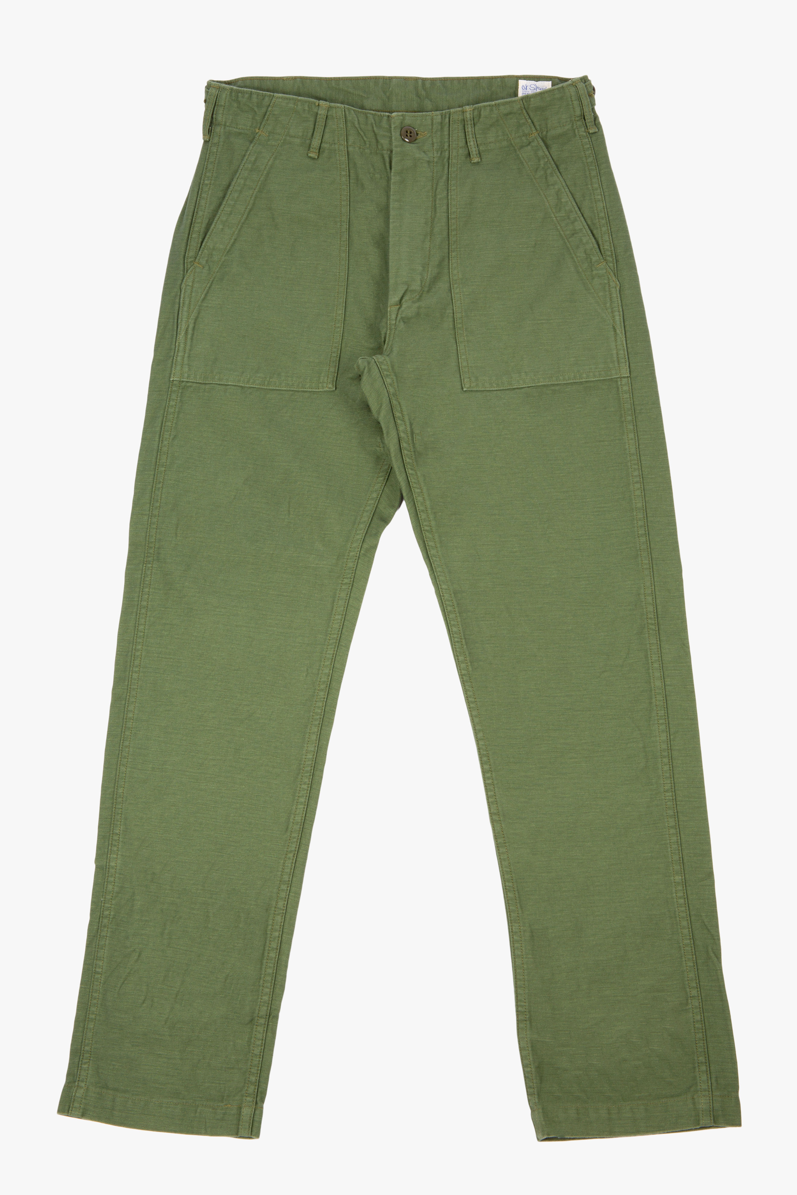US Army Fatigue Pant Green