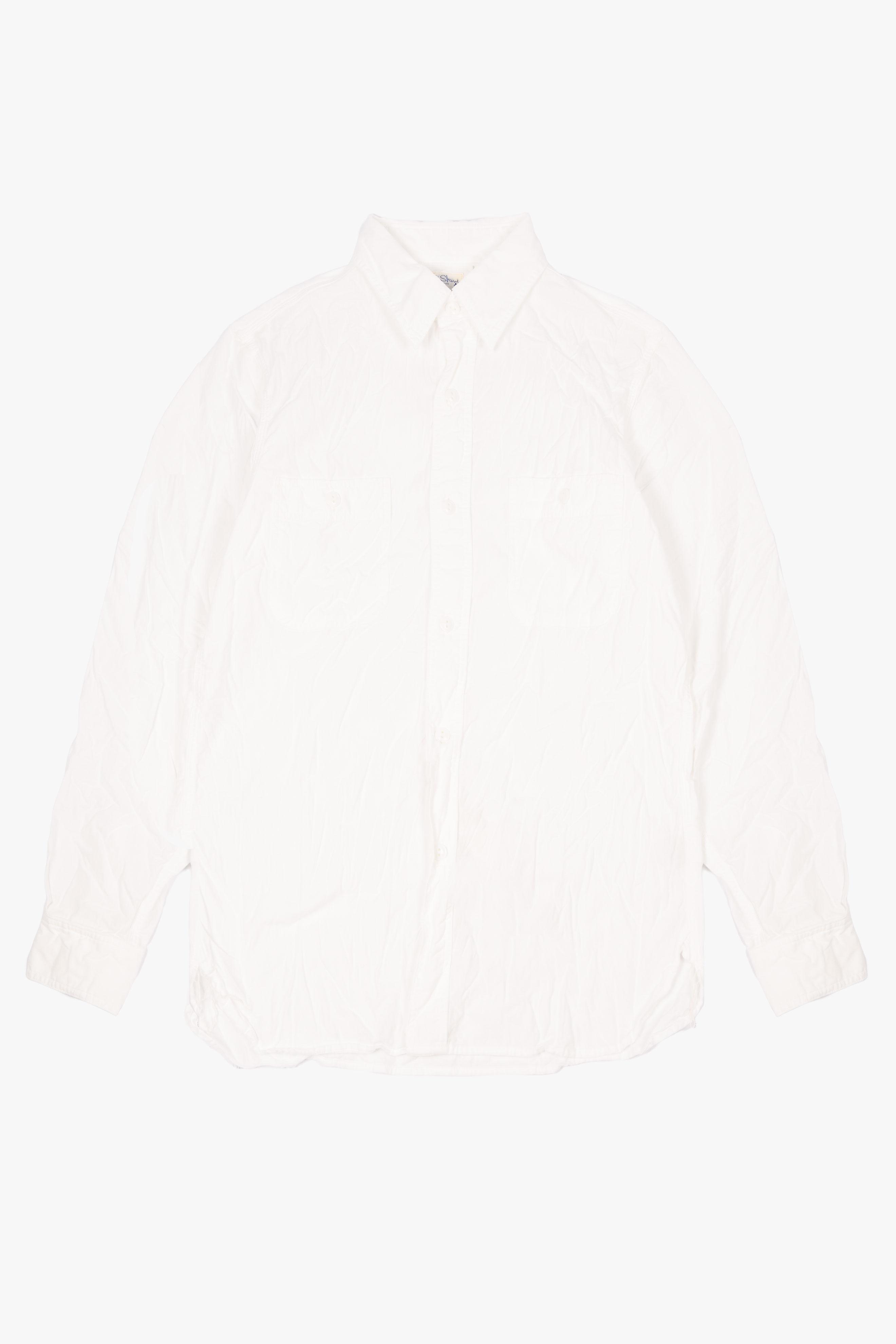 Work Shirt White
