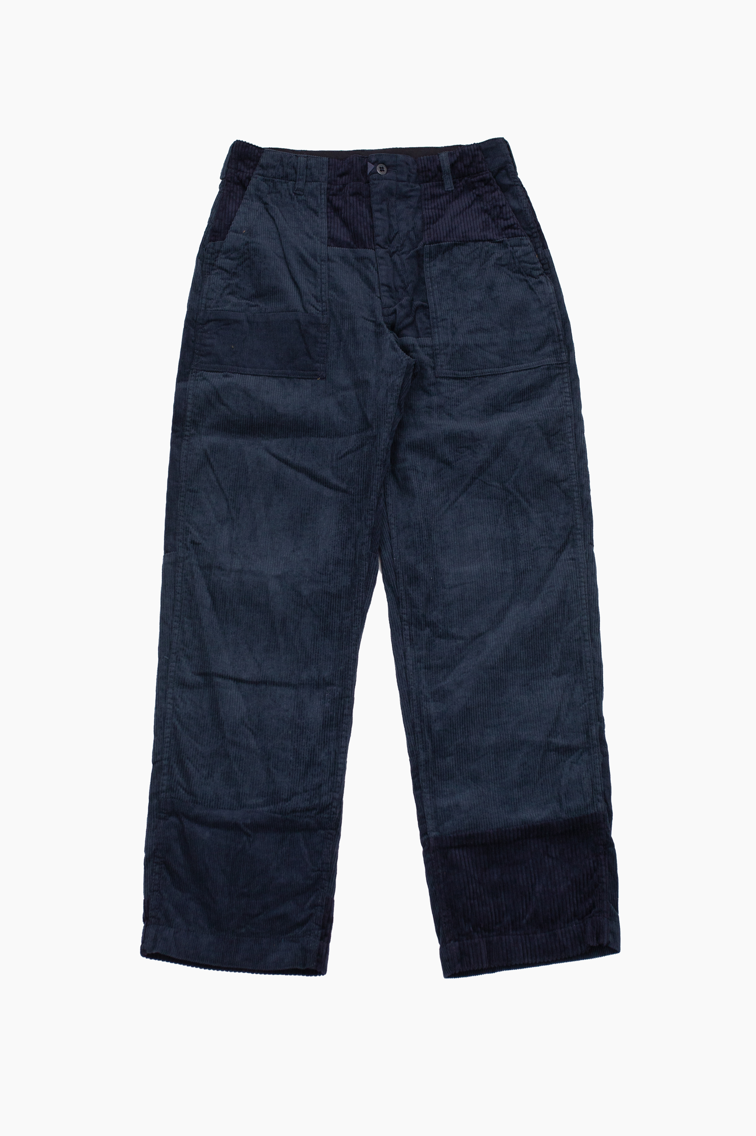 Fatigue Corduroy Pant Navy