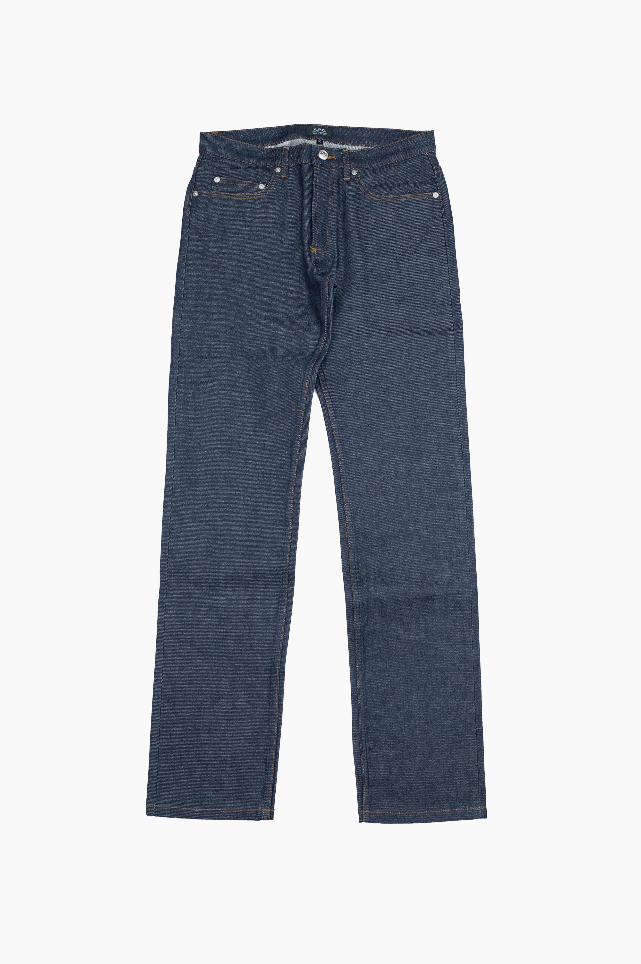 New Standard Jeans Indigo