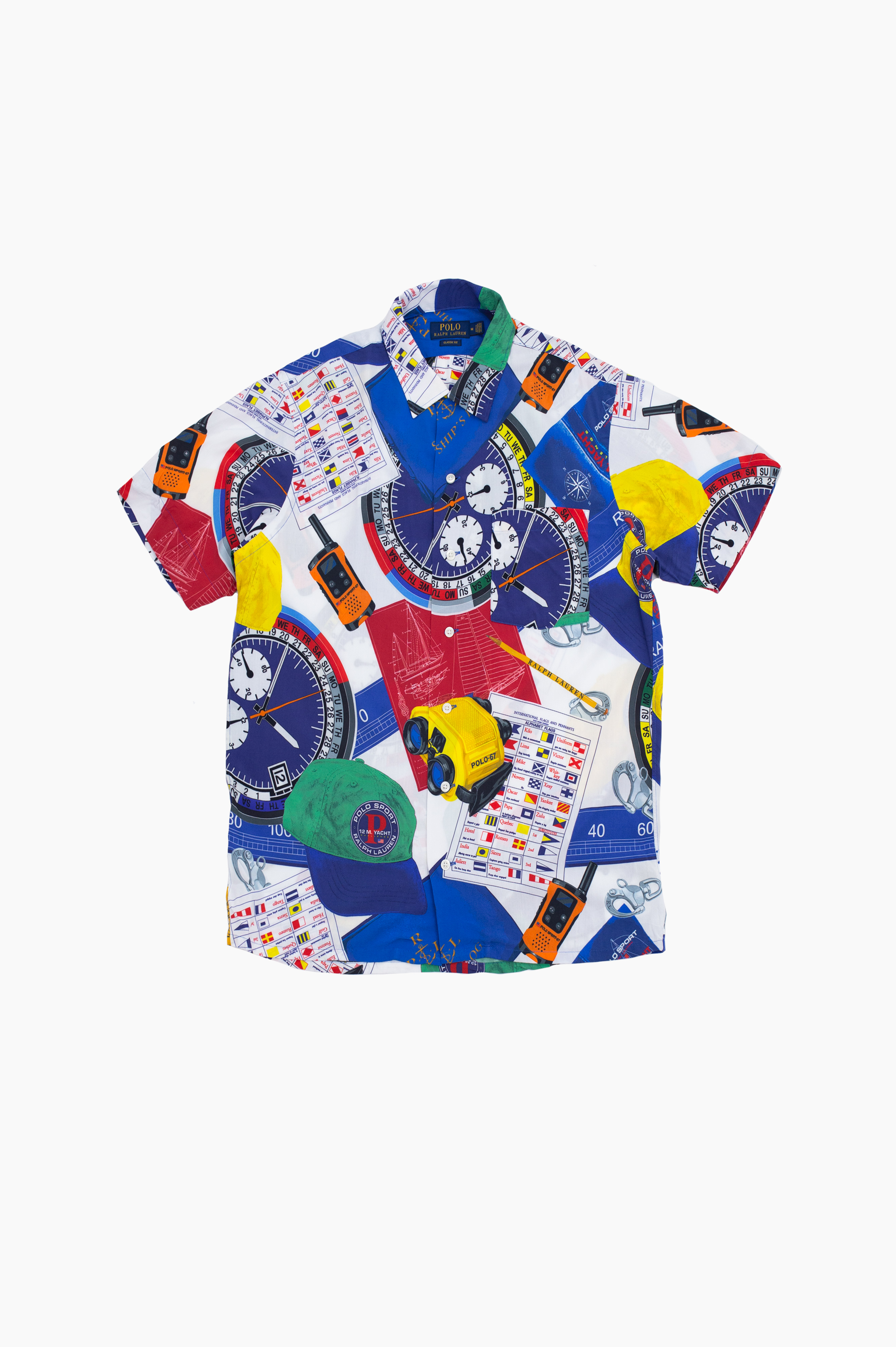 Polo Sport Theme Short Sleeve Shirt