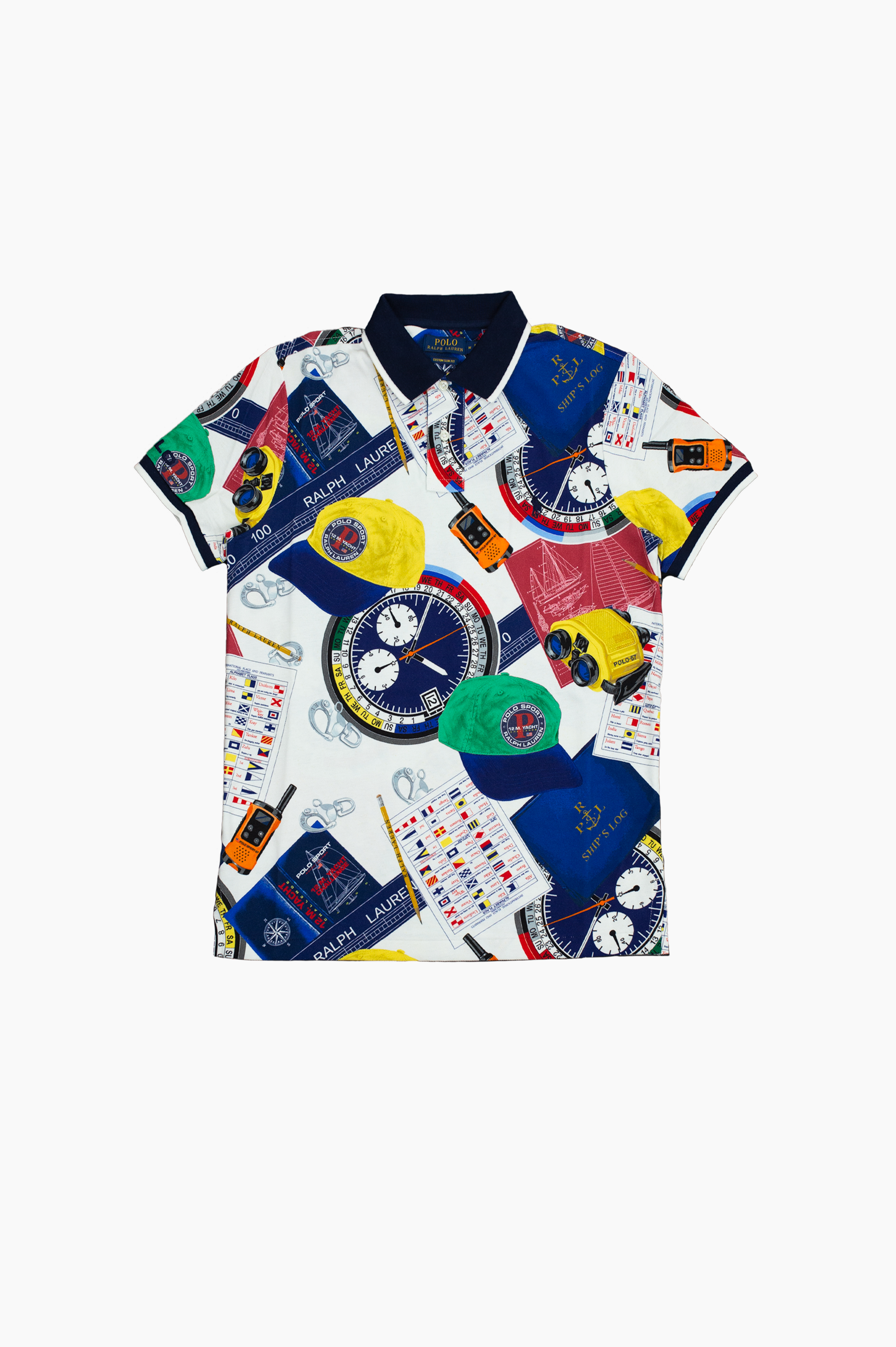 Polo Sport Theme Polo Shirt