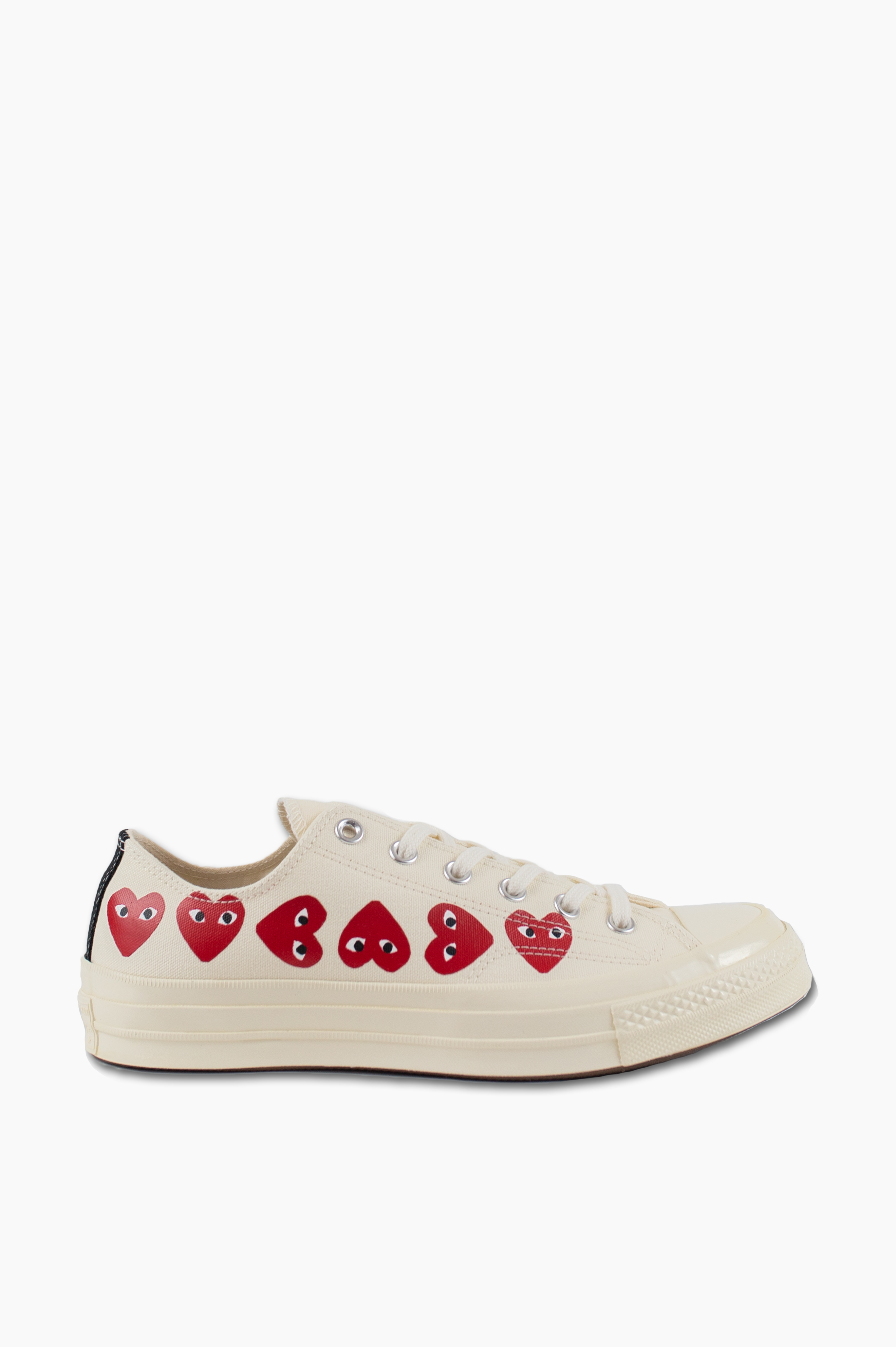 Converse Chuck Taylor All Star '70 Low Off White Multy Heart