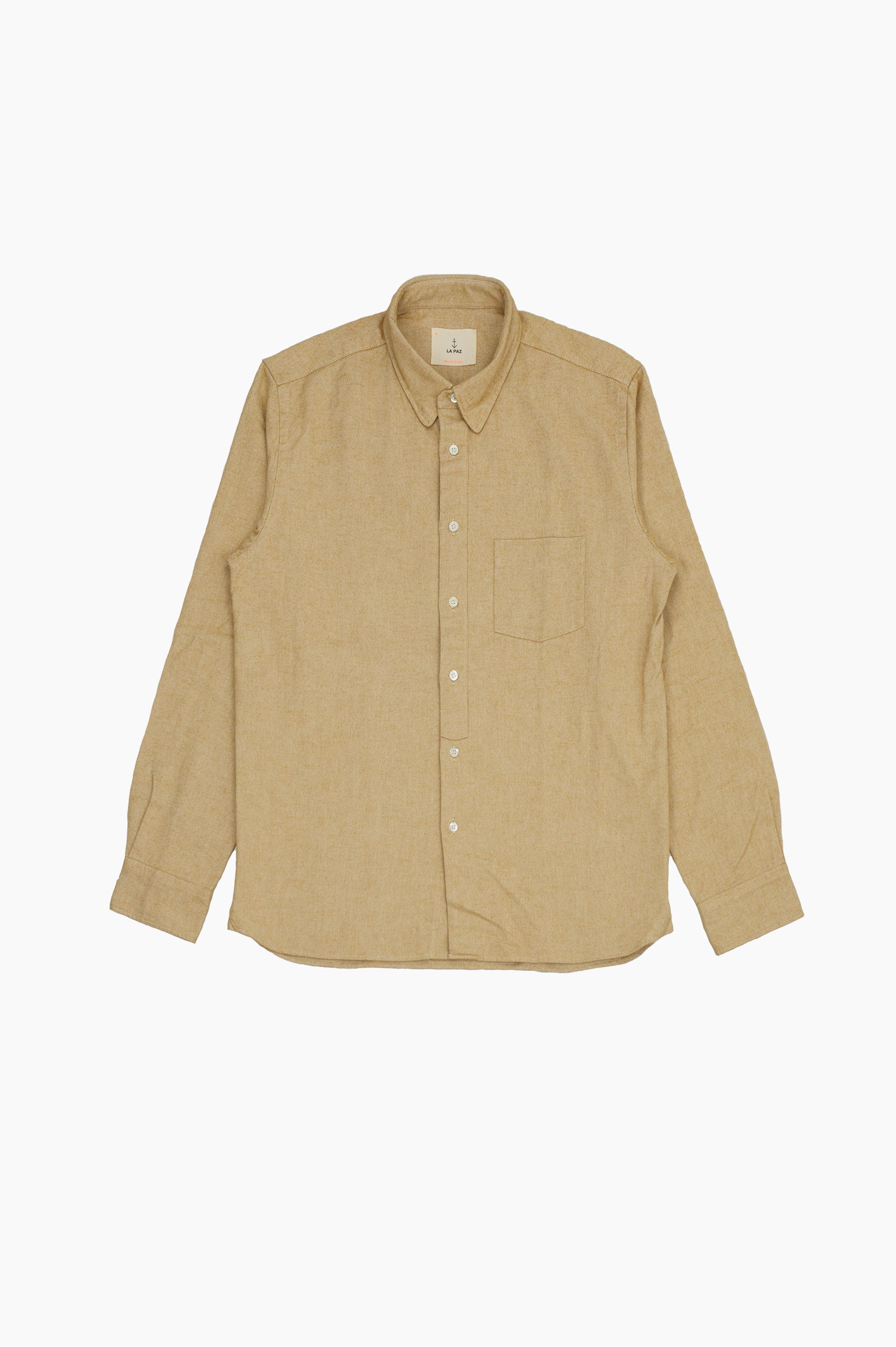 Lopes Shirt Beige