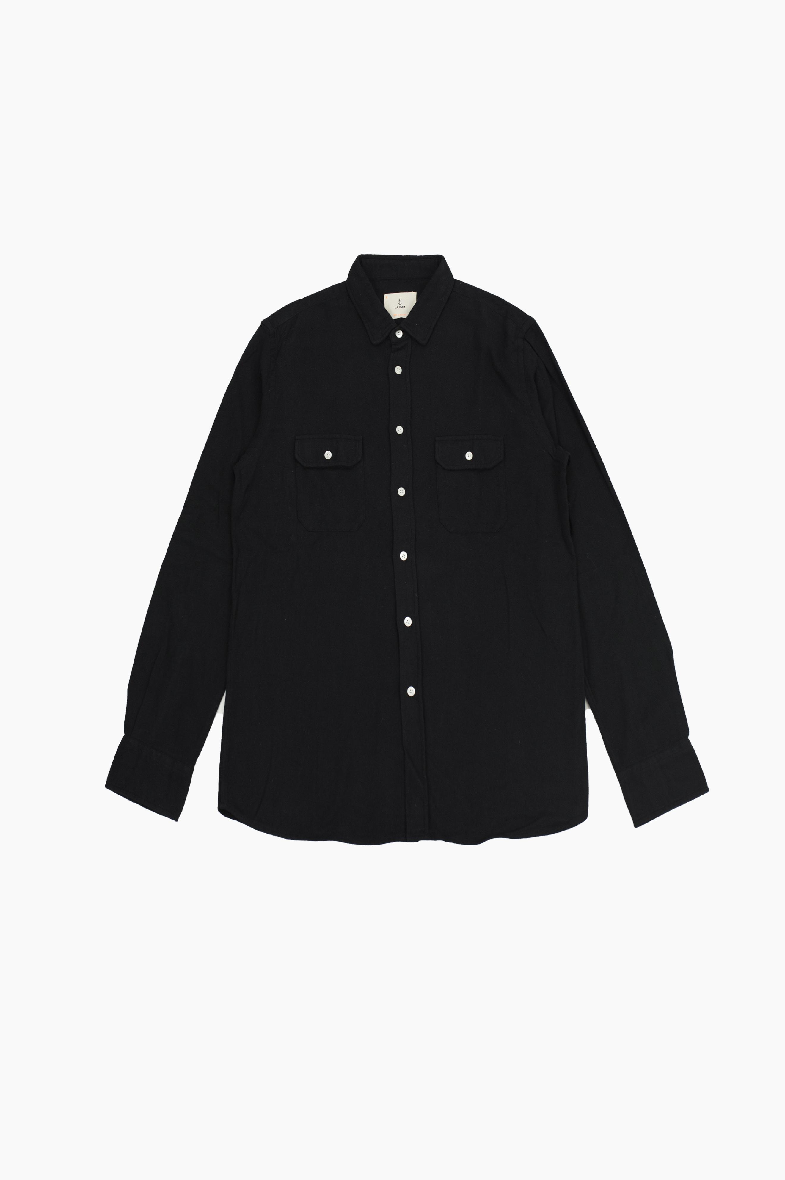 Pacheco Shirt Black