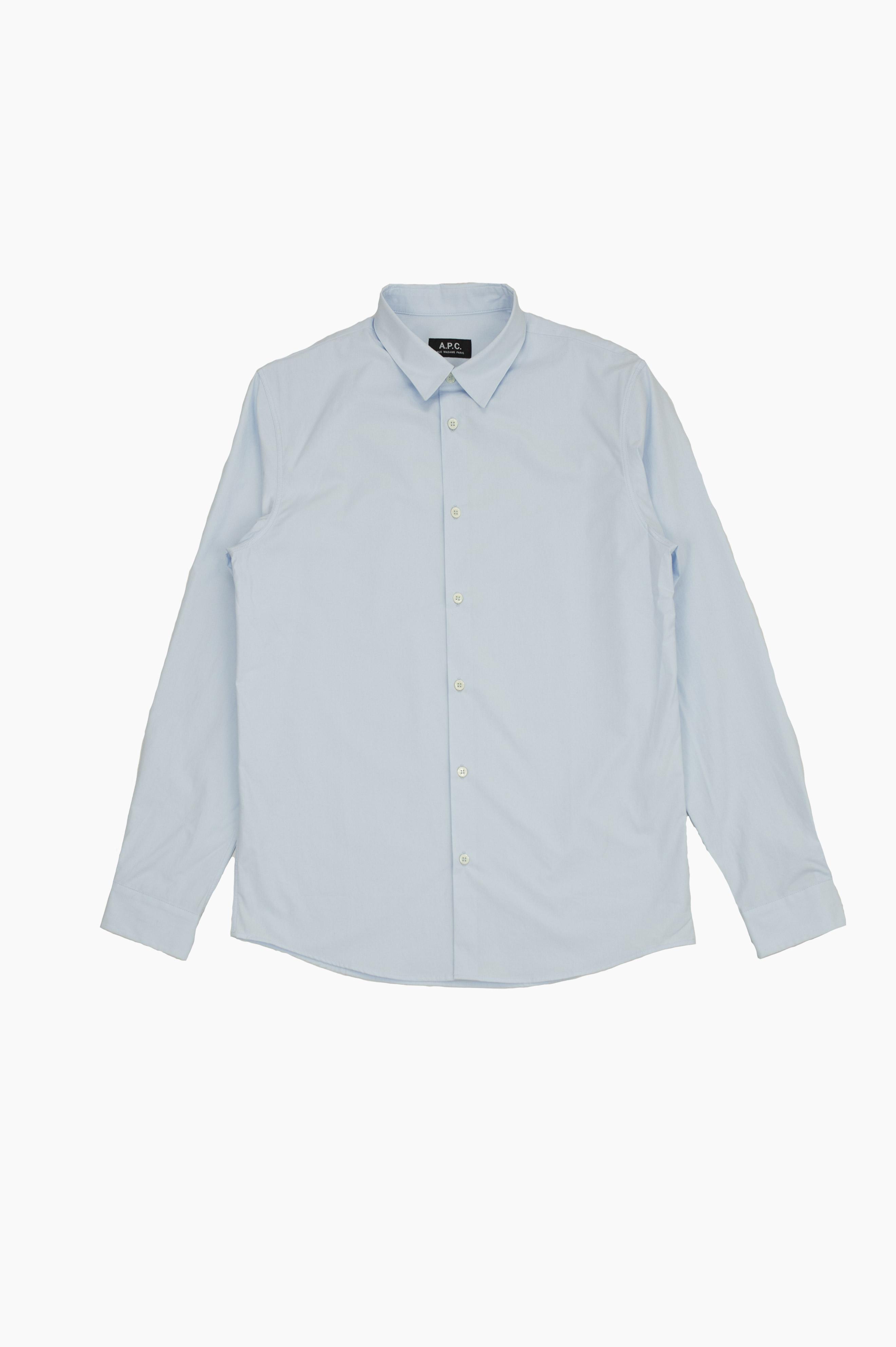 Staid Shirt Light Blue