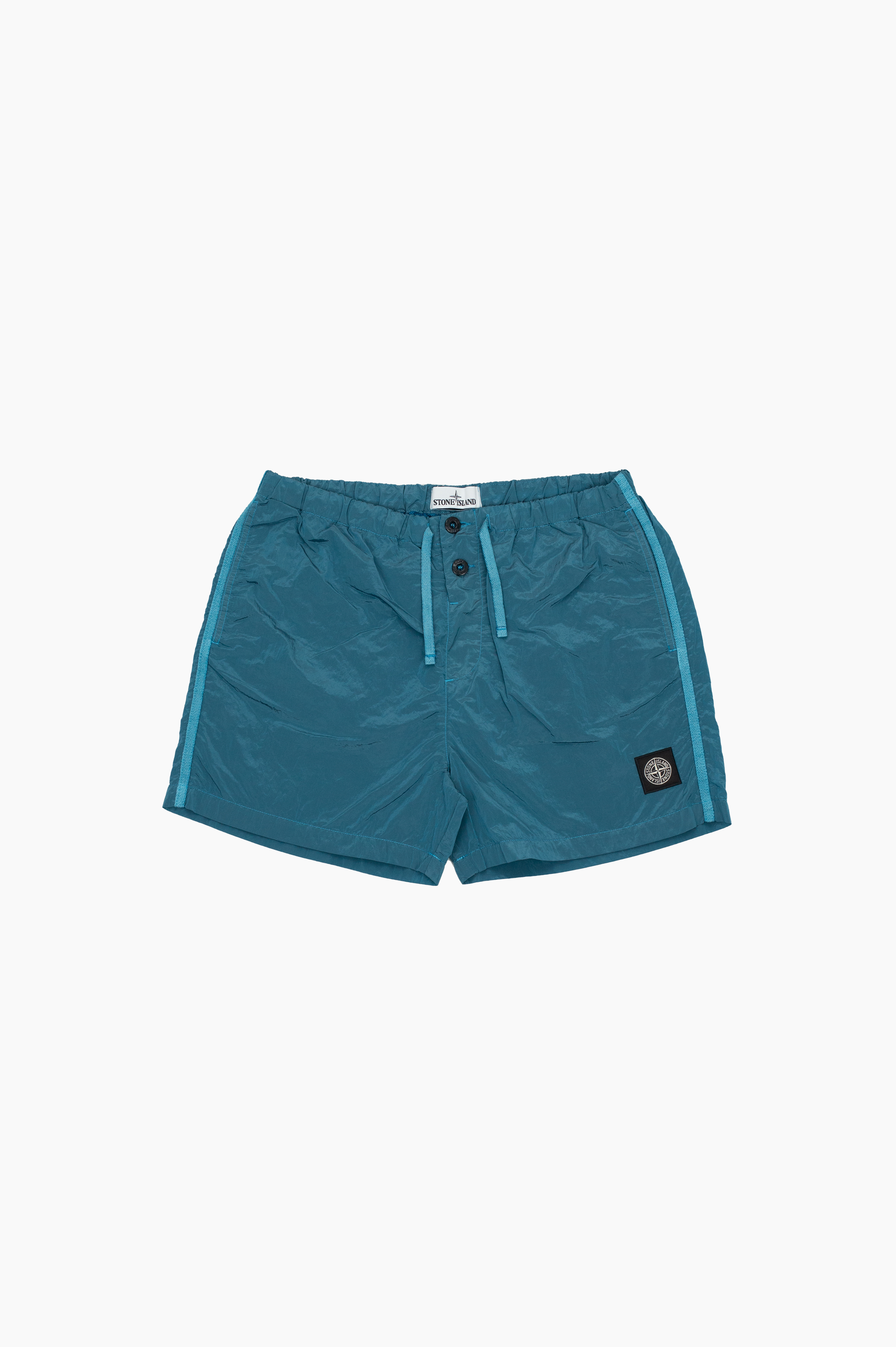 Nylon Metal Swim Shorts Sea Green